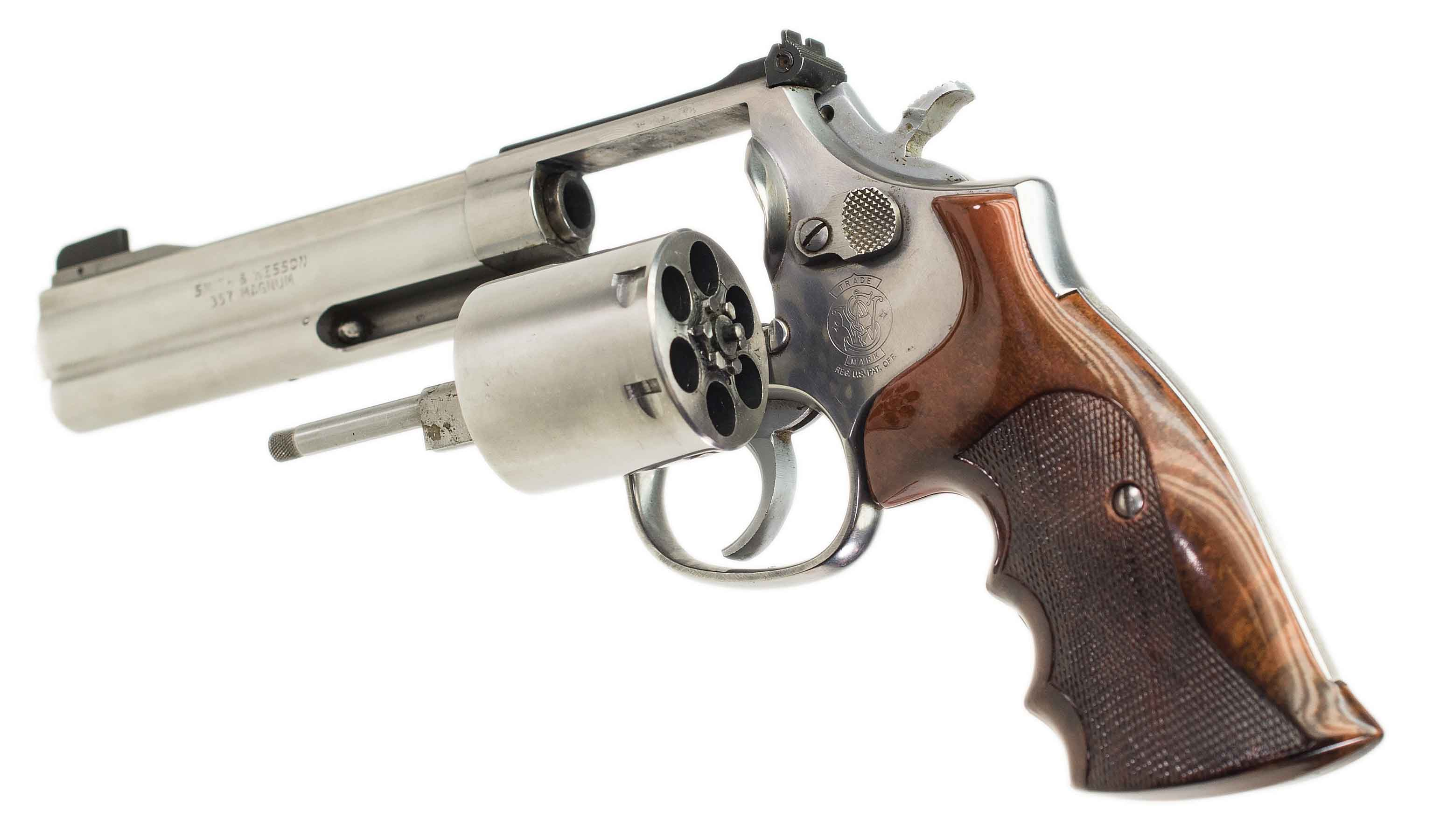 SMITH AND WESSON MODEL 686 NATIONAL MATCH (Auction ID: 10222379, End ...