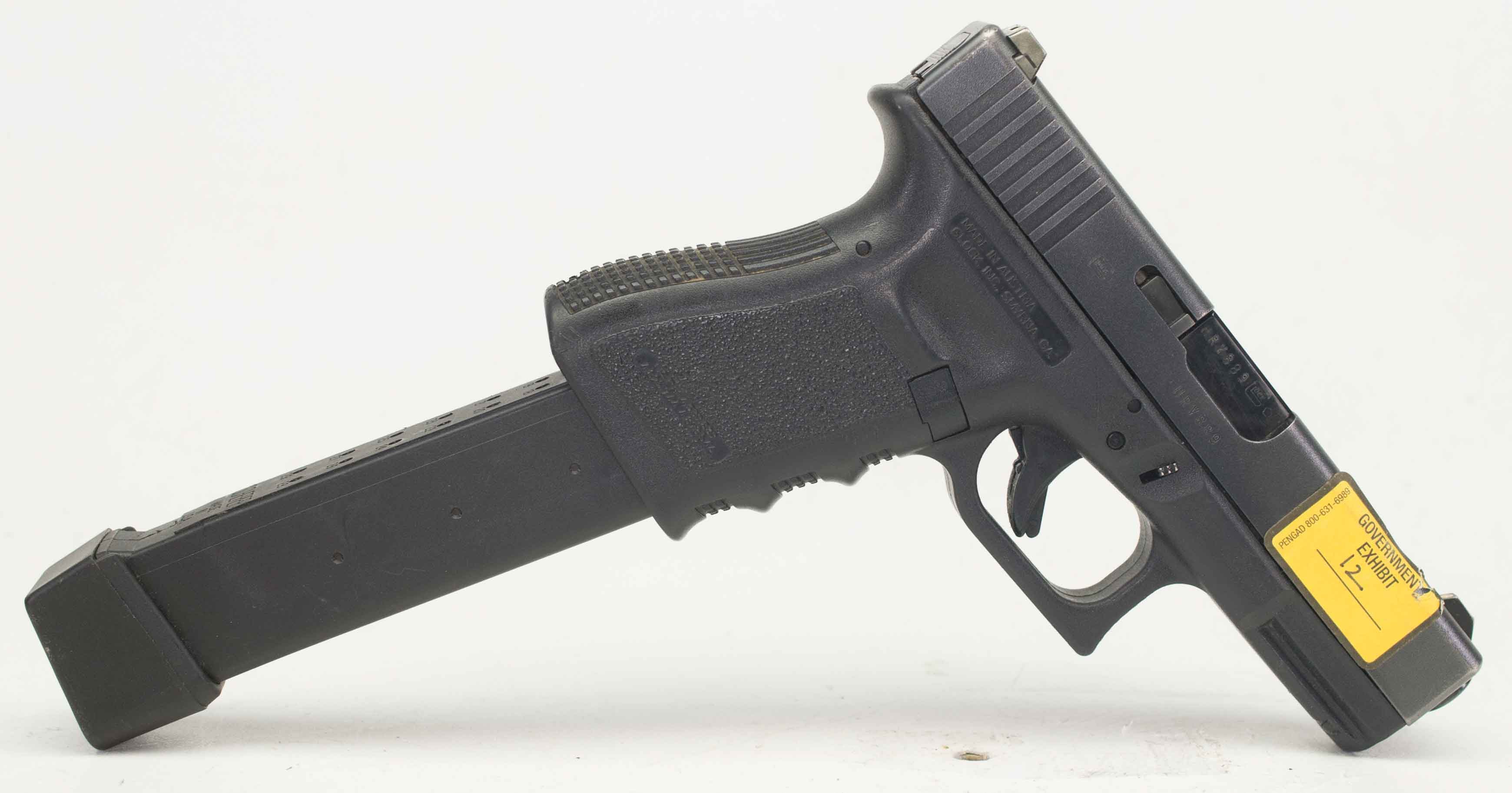 GLOCK 23 (Auction ID: 10921137, End Time : Mar. 15, 2018 23:25:00 ...