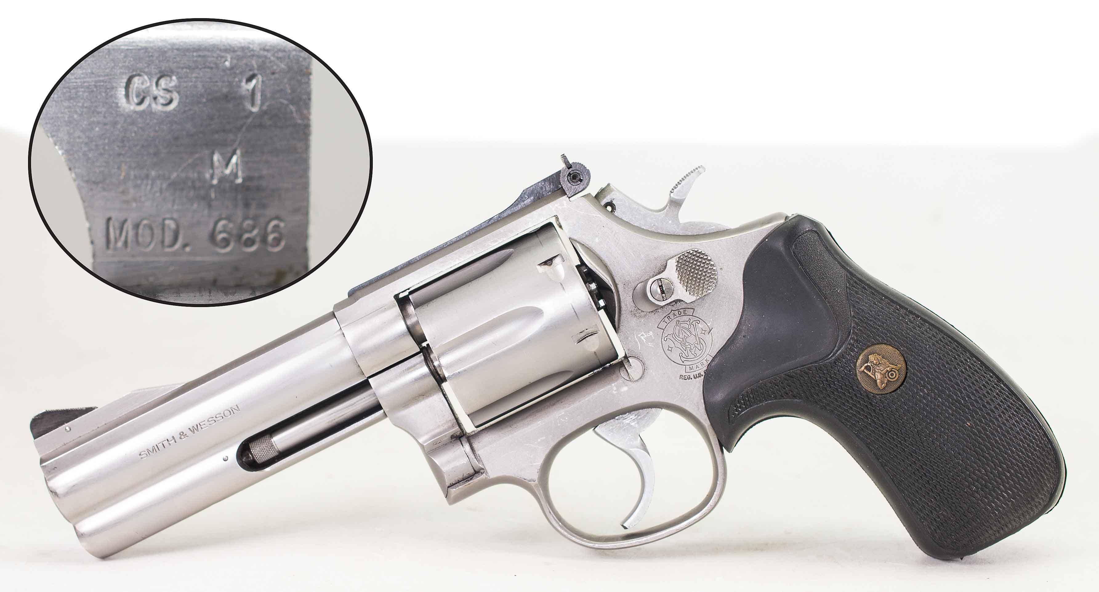 SMITH AND WESSON MODEL 686 (Auction ID: 11793215, End Time : Jul. 01 ...