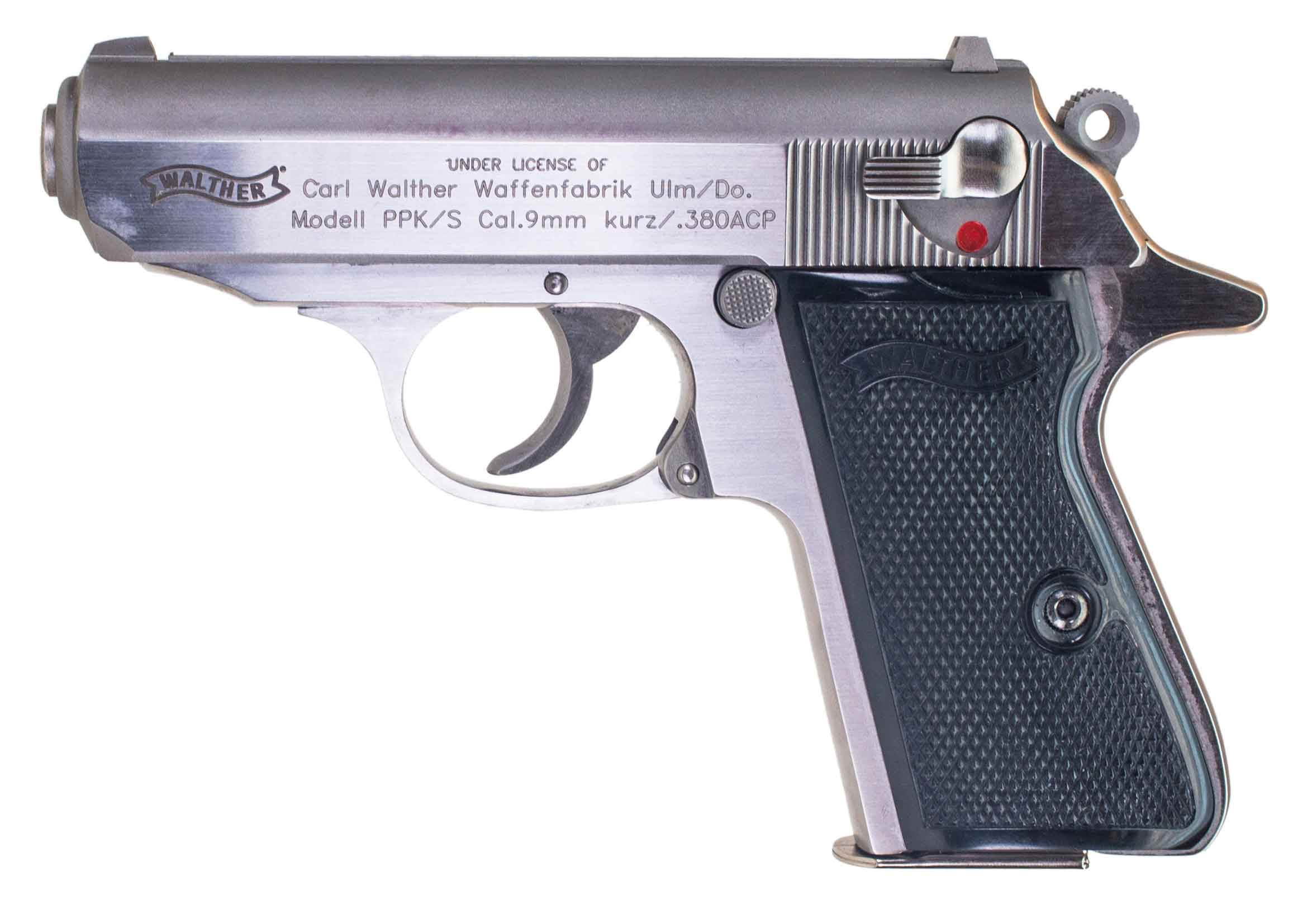 WALTHER PPK/S (Auction ID: 6927539, End Time : Feb. 07, 2017 21:00 ...