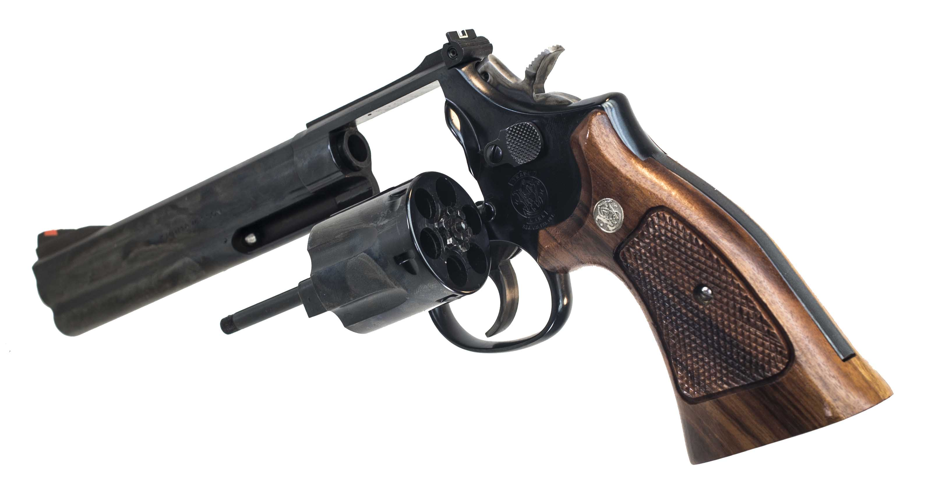 SMITH WESSON MODEL 586 View Full Size Images