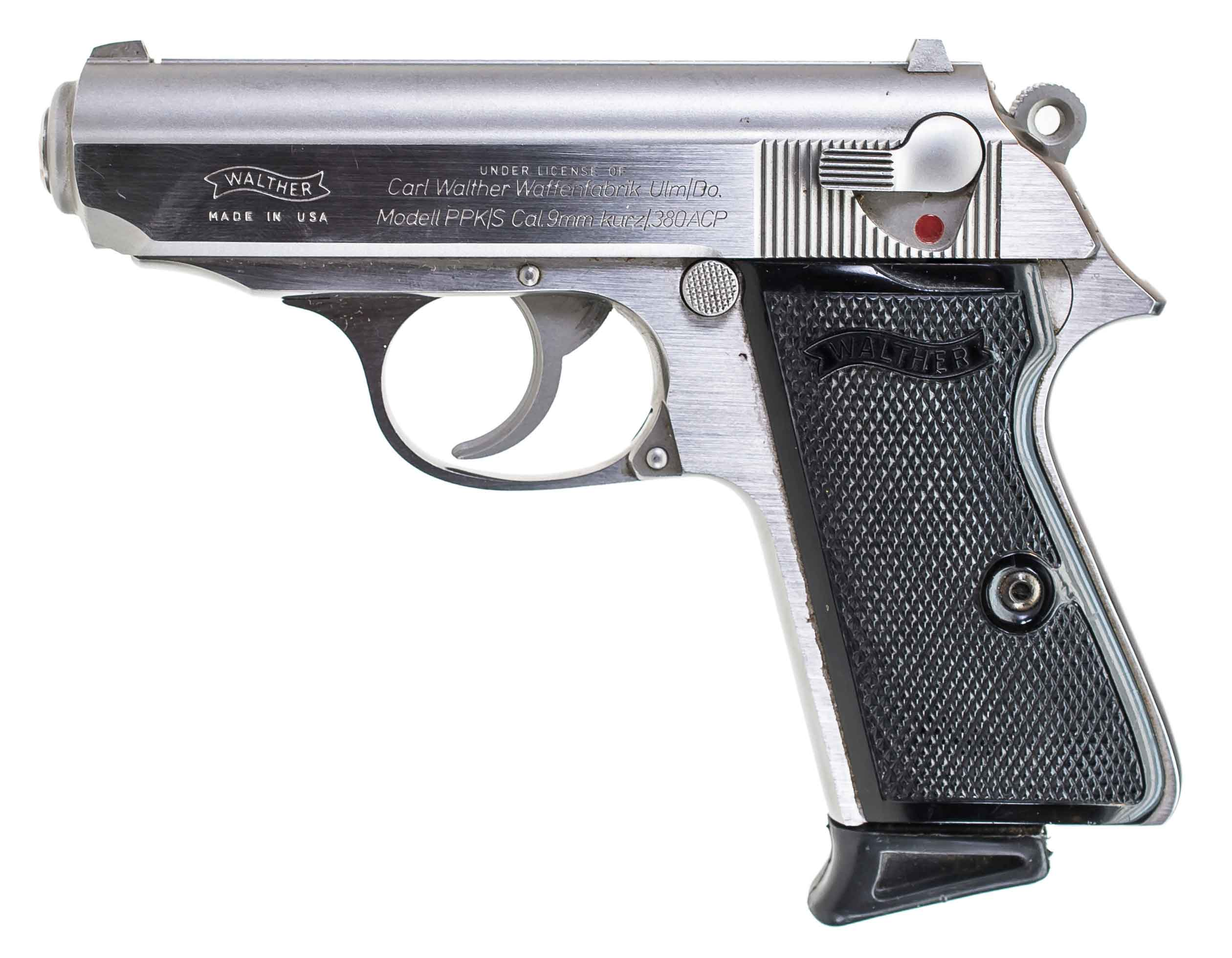 WALTHER PPK/S (Auction ID: 5275222, End Time : Sep. 15, 2016 22:20 ...