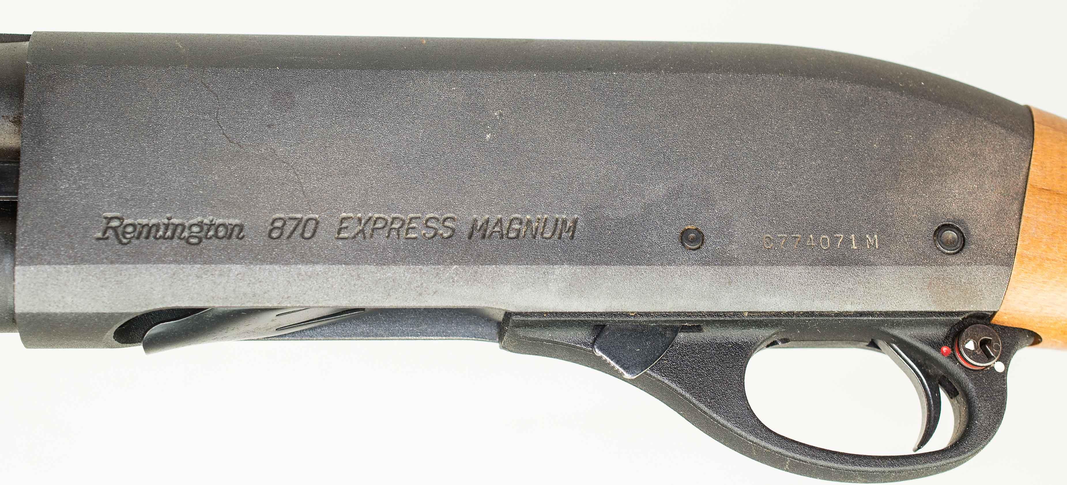 remington 870 express magnum auction id 10001014 end time nov