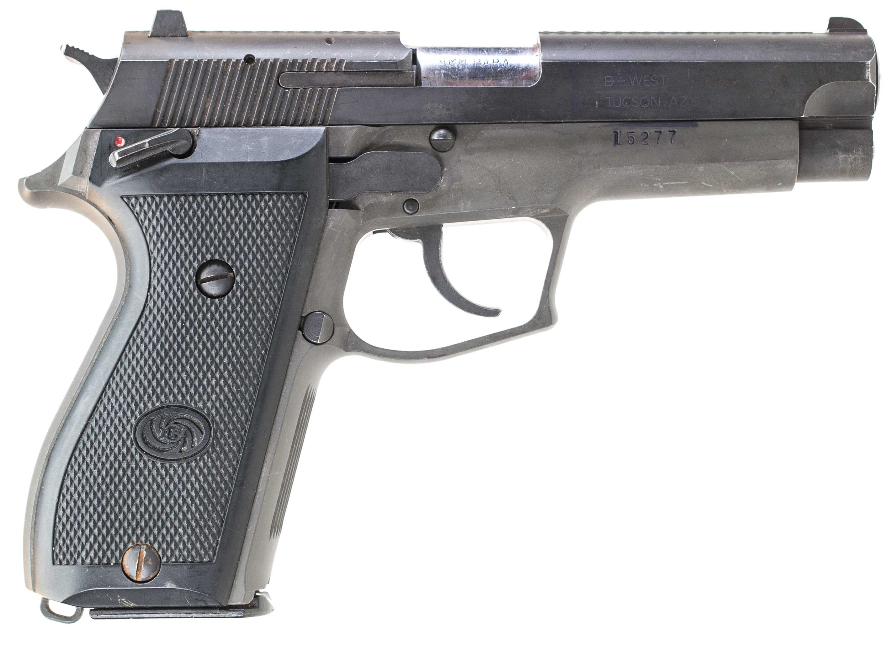 DAEWOO DP51 9MM (Auction ID: 5381592, End Time : Sep. 23, 2016 22:00