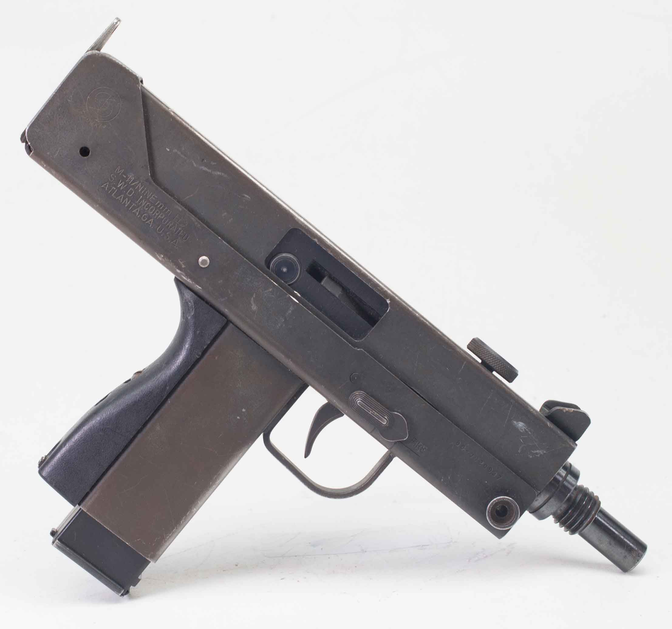 COBRAY M11 9MM (Auction ID: 11358950, End Time : May. 08