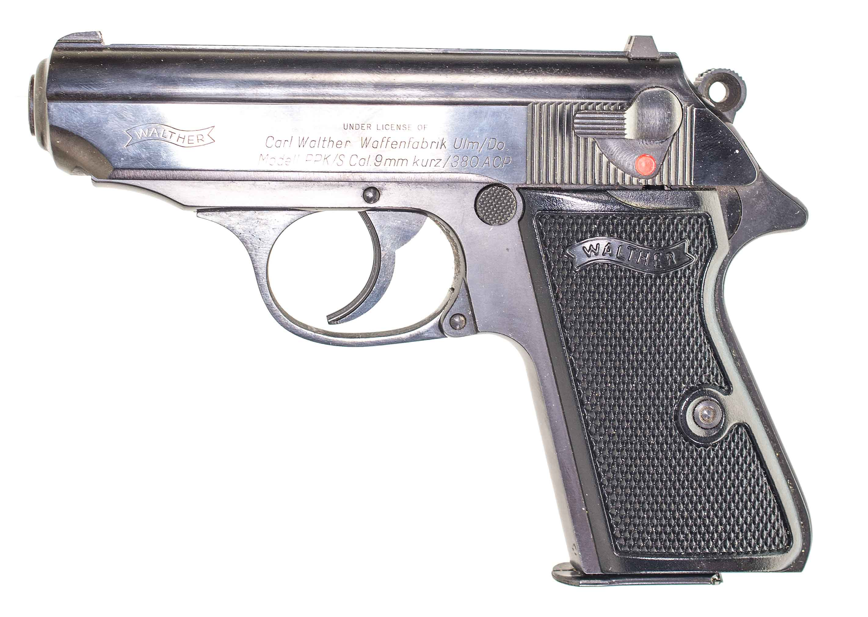 WALTHER PPK/S (Auction ID: 9121605, End Time : Aug. 30, 2017 23:00 ...