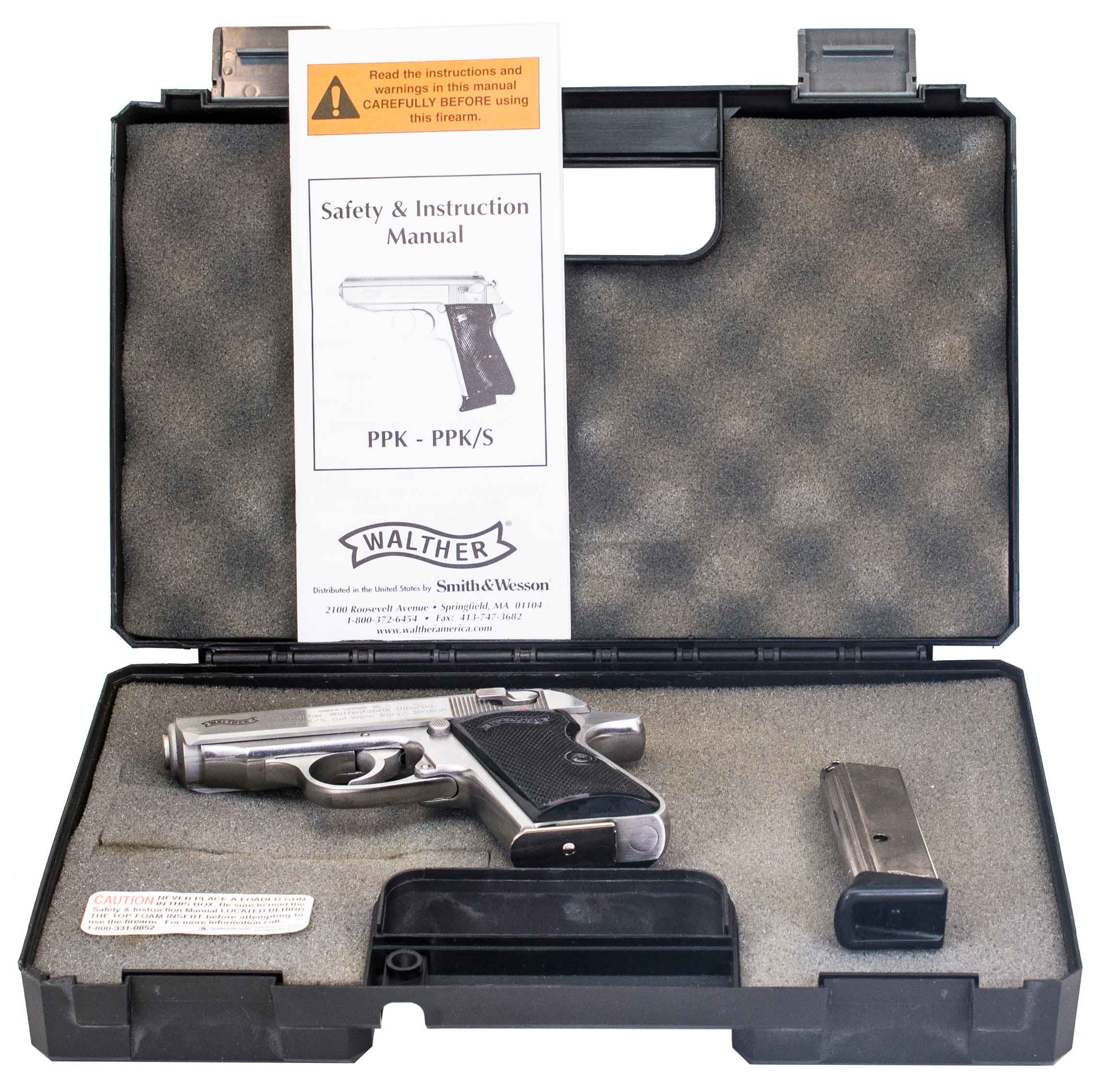 walther ppk s auction id 6927539 end time feb 07 2017 21 00