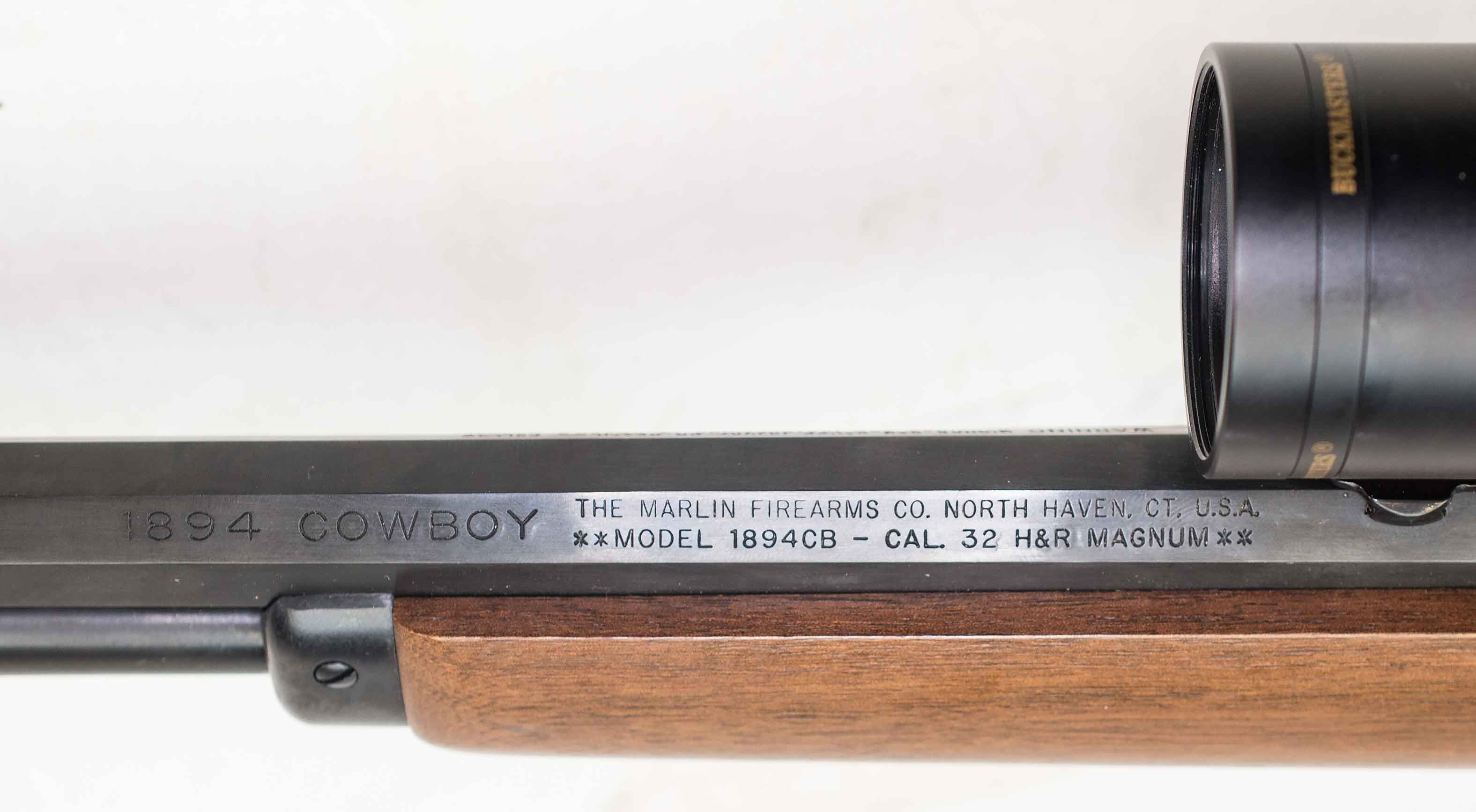 MARLIN MODEL 1894 COWBOY LIMITED – 32 H&R MAGNUM (Auction ID