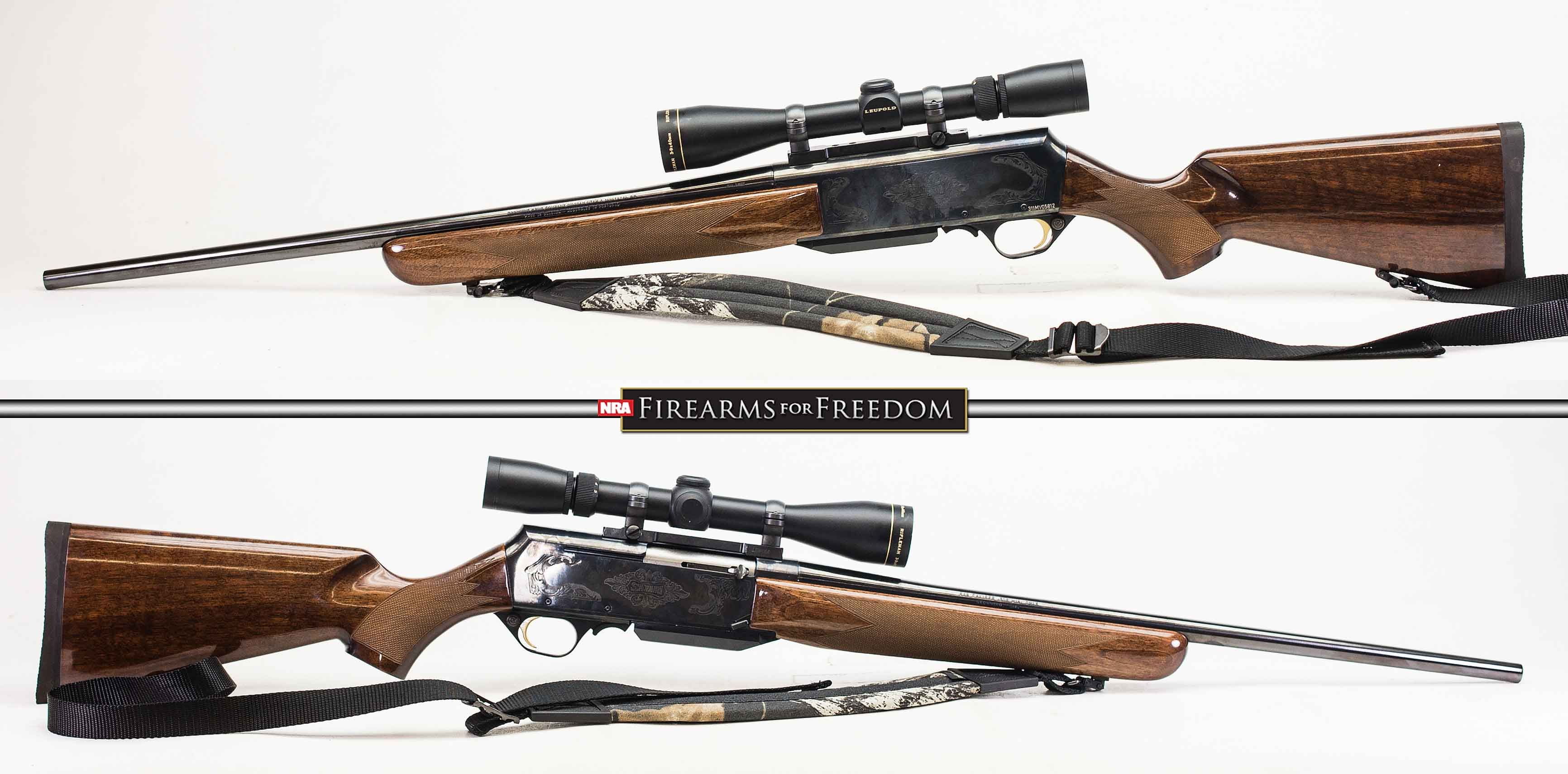 BROWNING BAR SAFARI – 308 WIN (Auction ID: 12471944, End