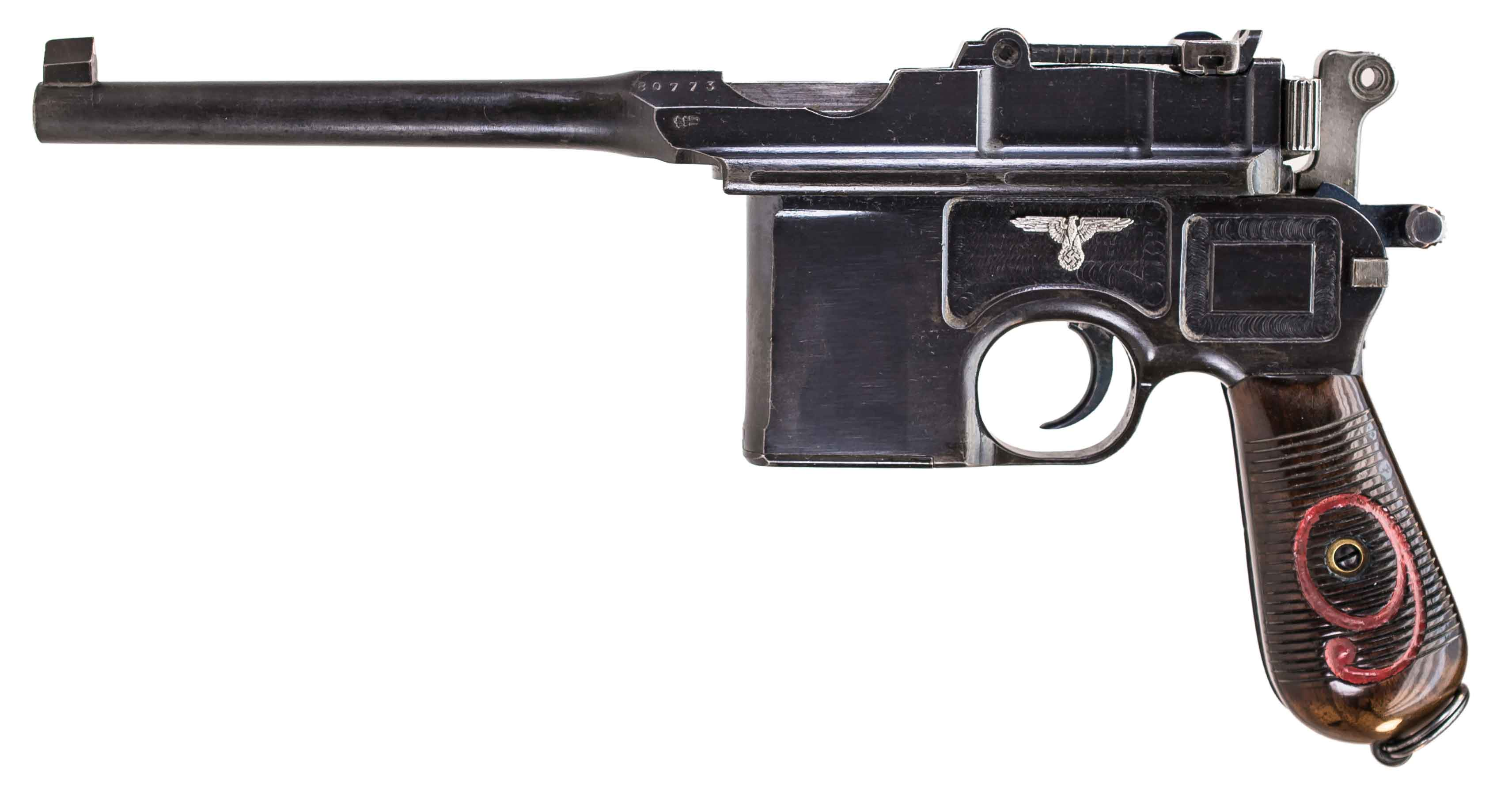 broomhandle mauser c96 9mm auction id 5343651 end time sep 20
