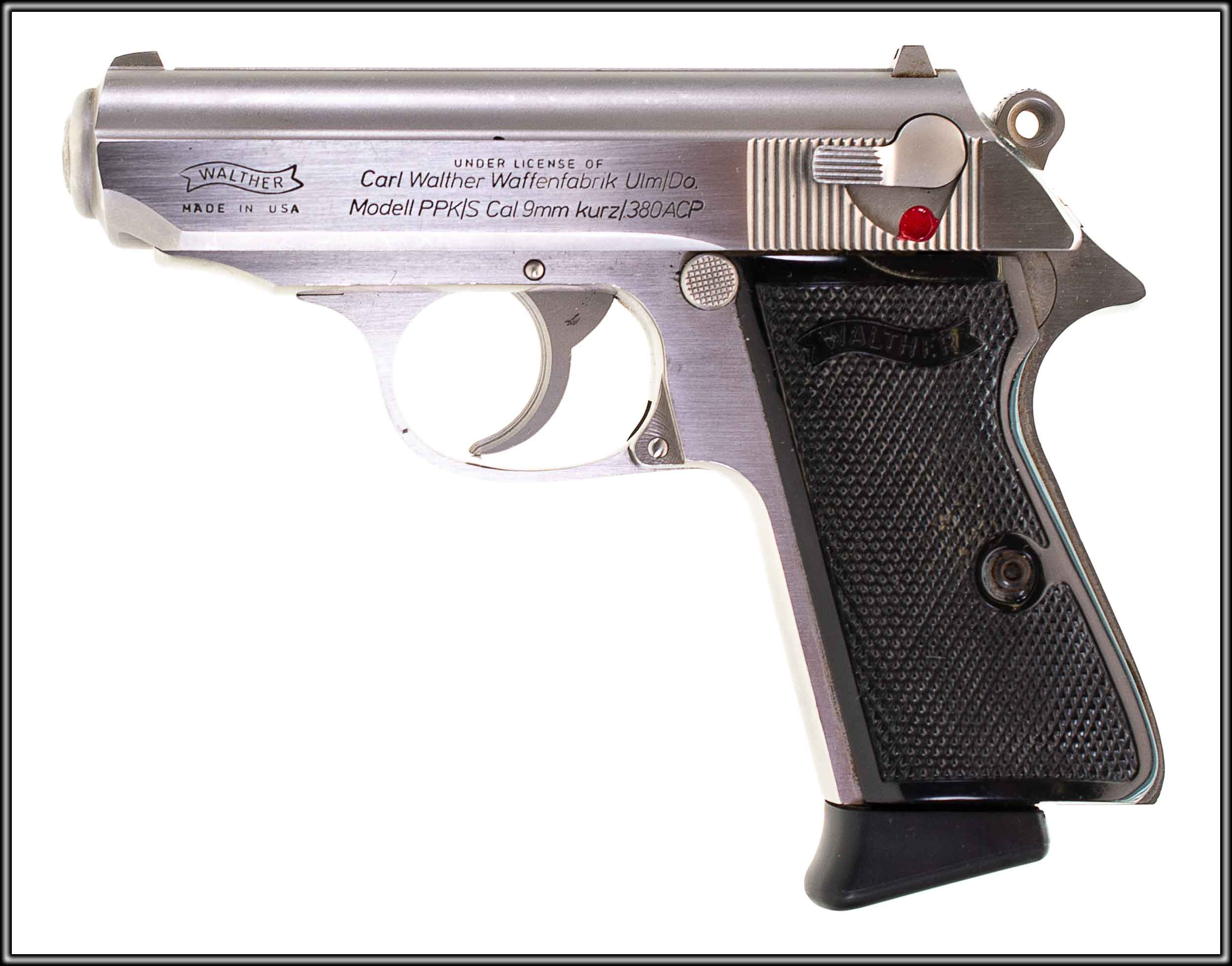 WALTHER PPK/S [380 ACP] (Auction ID: 14643380, End Time