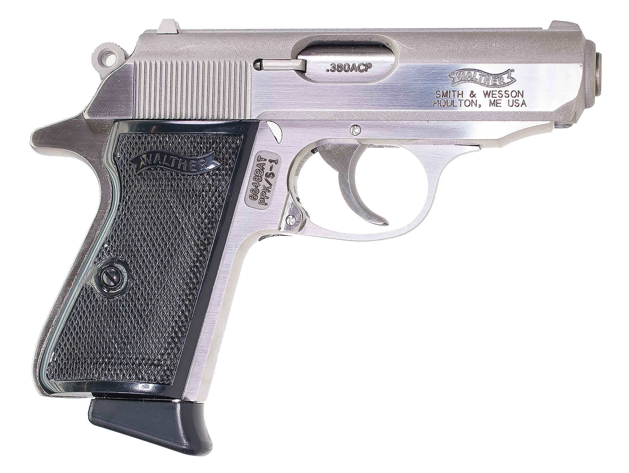 WALTHER PPK/S (Auction ID: 11296273, End Time : May  06