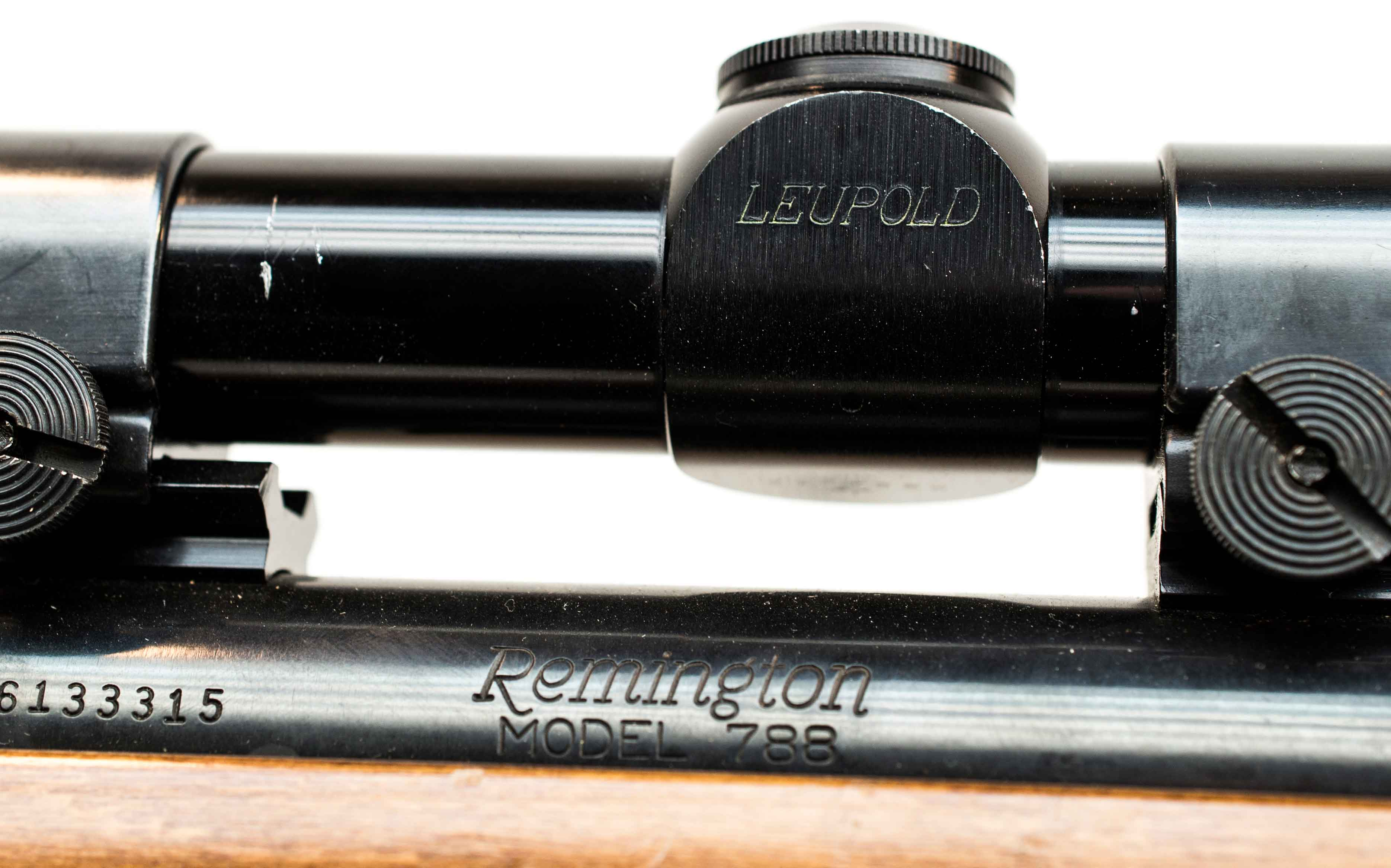 REMINGTON 788 308WIN (Auction ID: 5595667, End Time : Oct