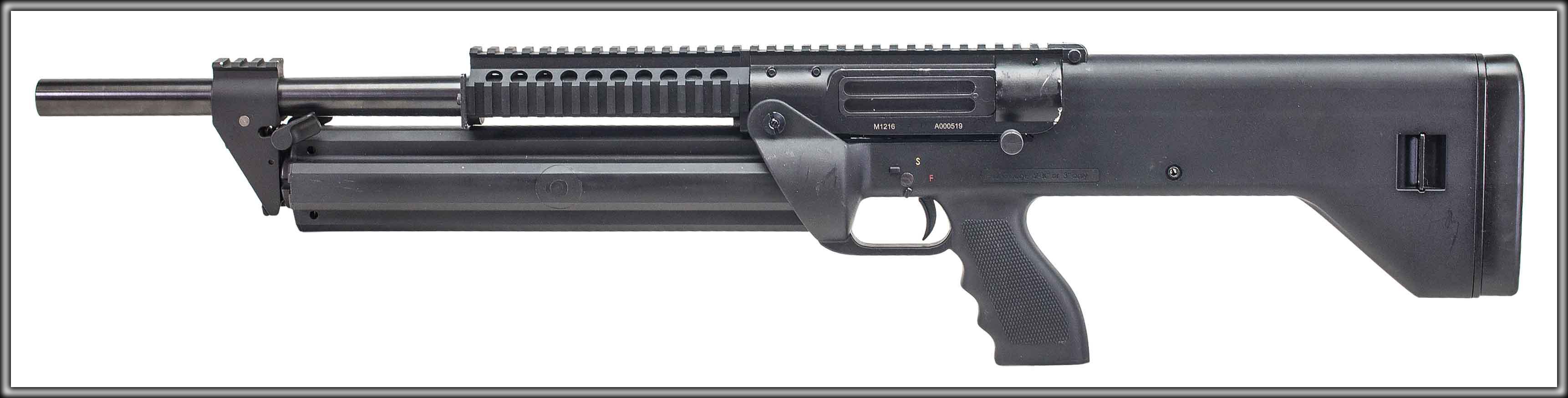 SRM ARMS M1216 SHOTGUN [12 Gauge] (Auction ID: 14651198 ... M1216