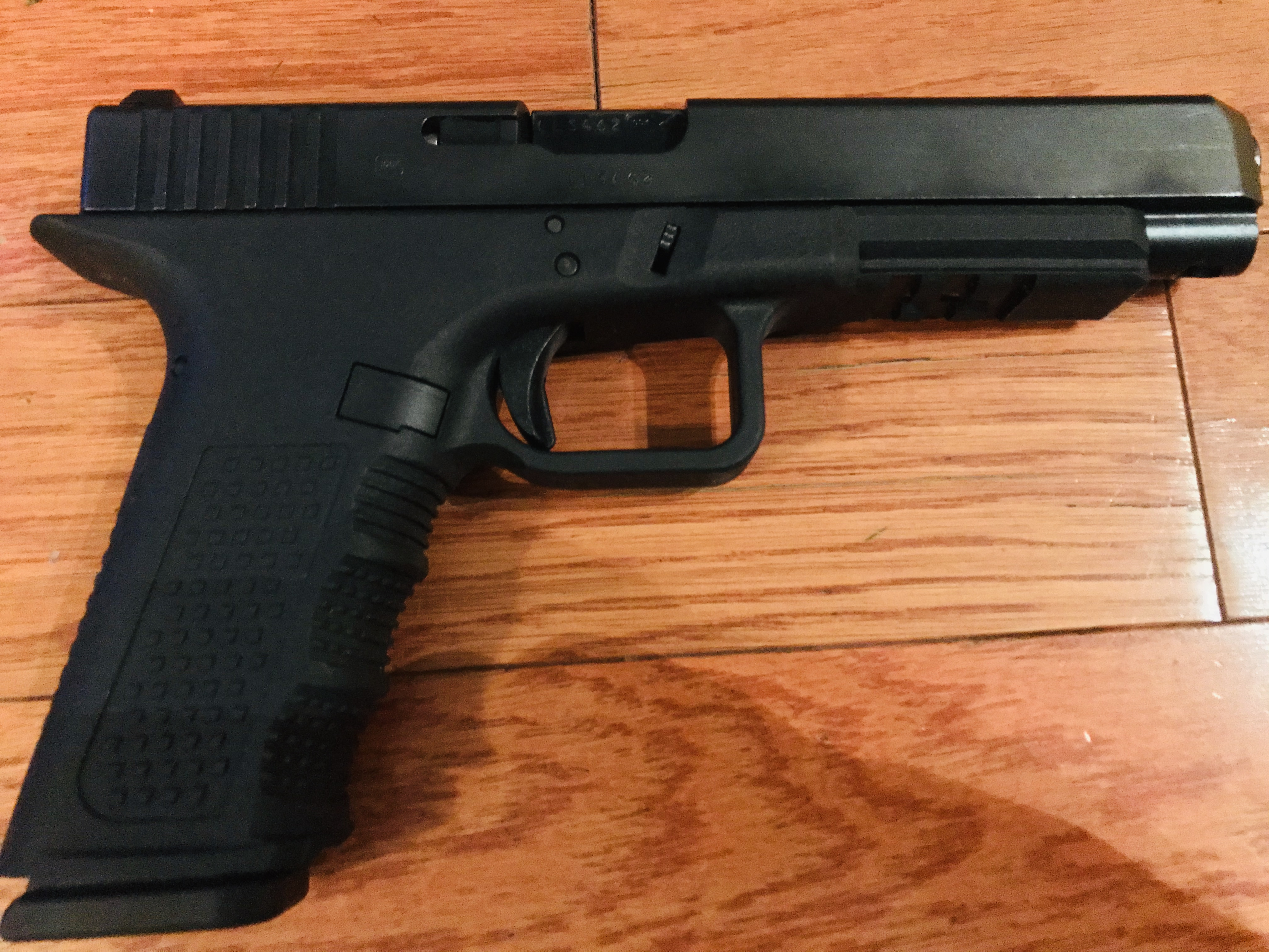 Glock 34 Gen3 Modded John Wick Gun Auction Id 17051478 End Time Feb 17 2020 13 18 01 Egunner