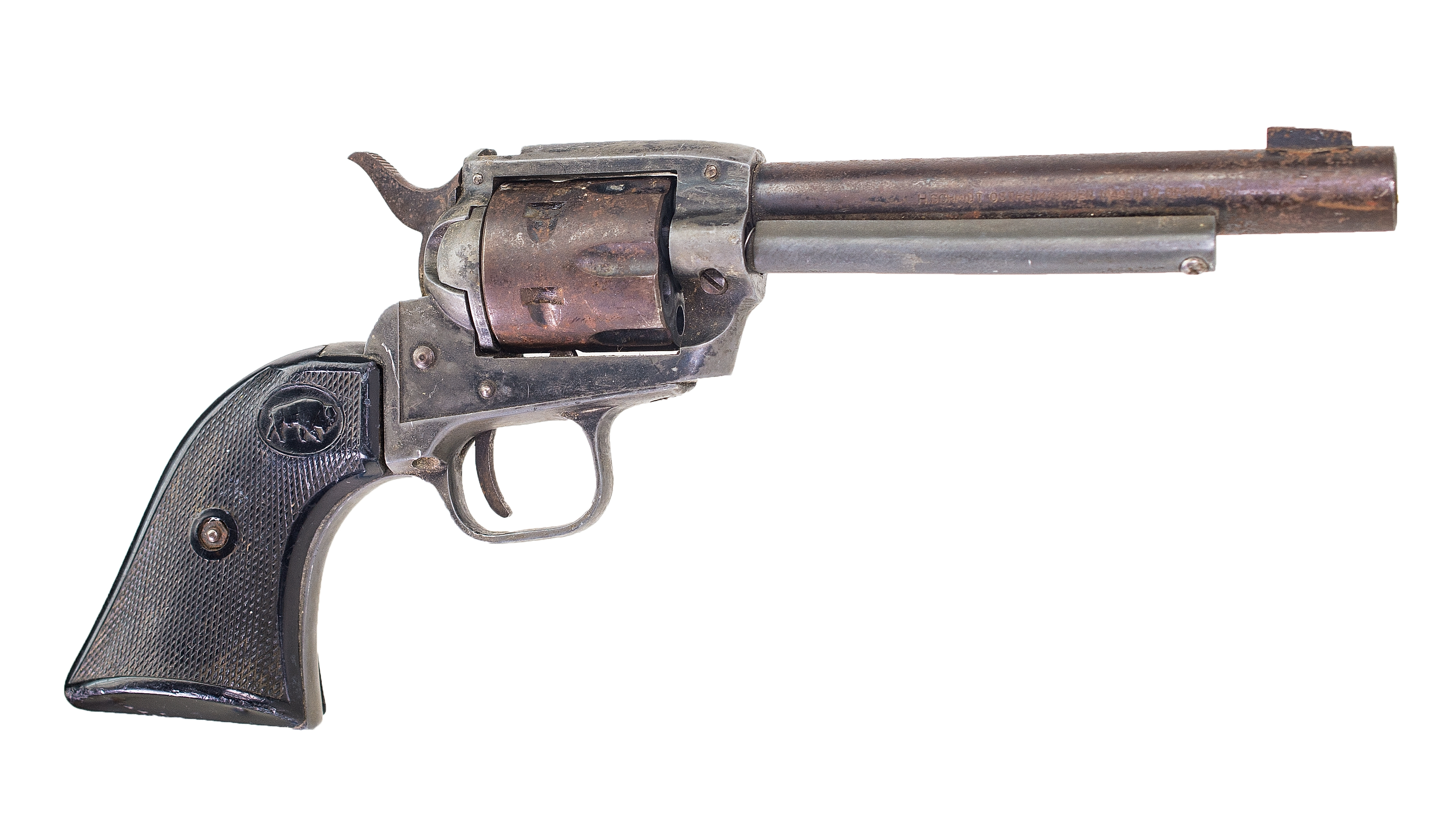 HAWES REVOLVER (Auction ID: 8428544, End Time : Jun  11, 2017 21:50