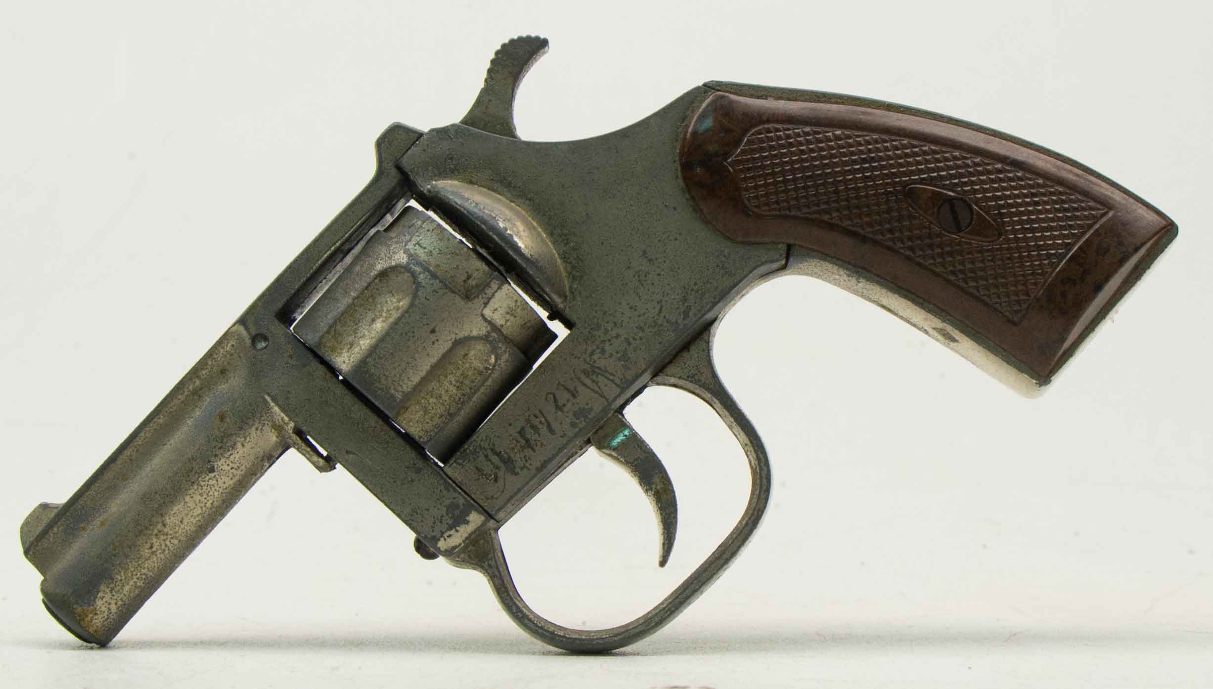 HERBERT SCHMIDT LIBERTY 21 REVOLVER (Auction ID: 10507701, End Time