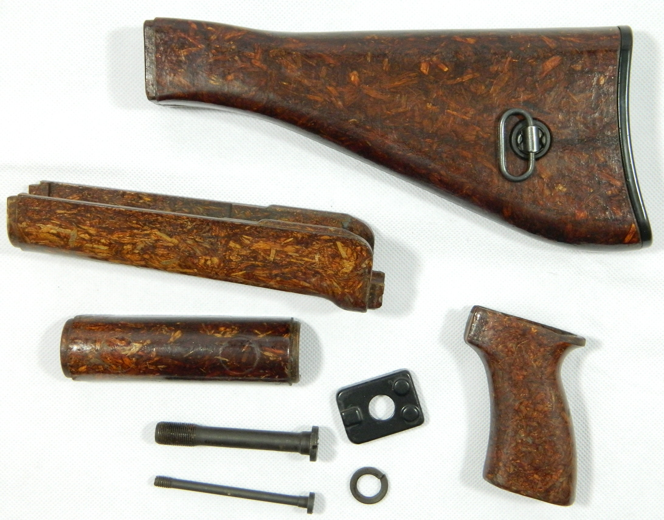 Furniture Set For Vz 2008 Sporter Ak 47 By Century Arms Wood