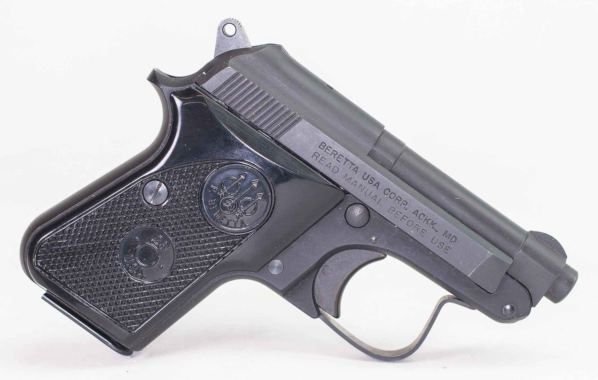 BERETTA 950BS – 25 ACP (Auction ID: 12455911, End Time : Sep