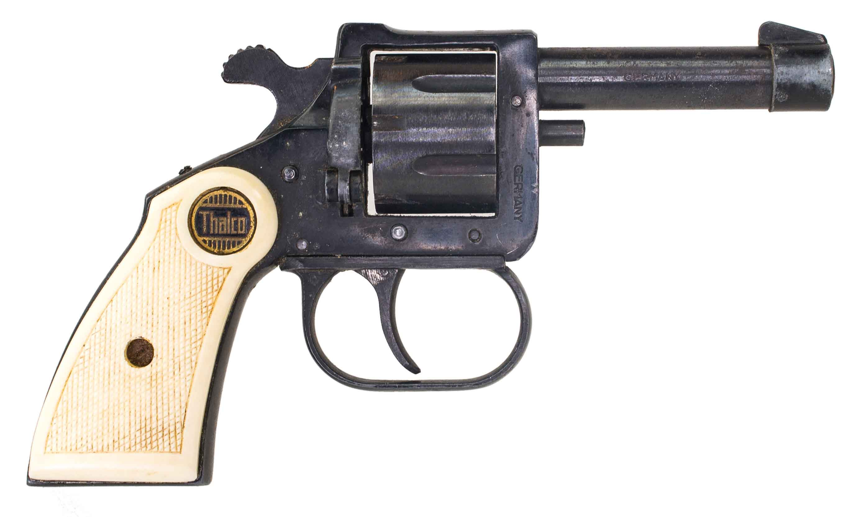 GERMAN REVOLVER 22LR (Auction ID: 5938670, End Time : Nov  09, 2016