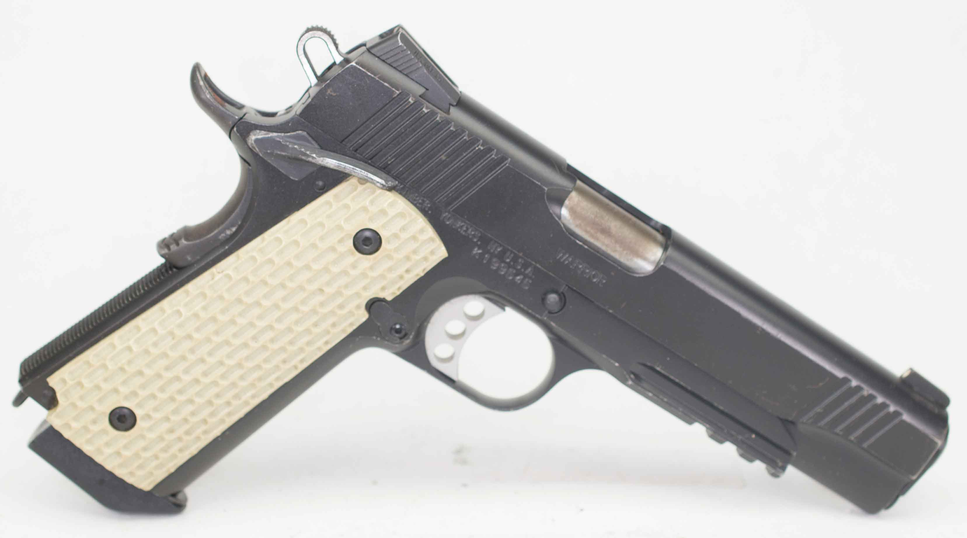 KIMBER WARRIOR  45ACP (Auction ID: 11158676, End Time : Apr
