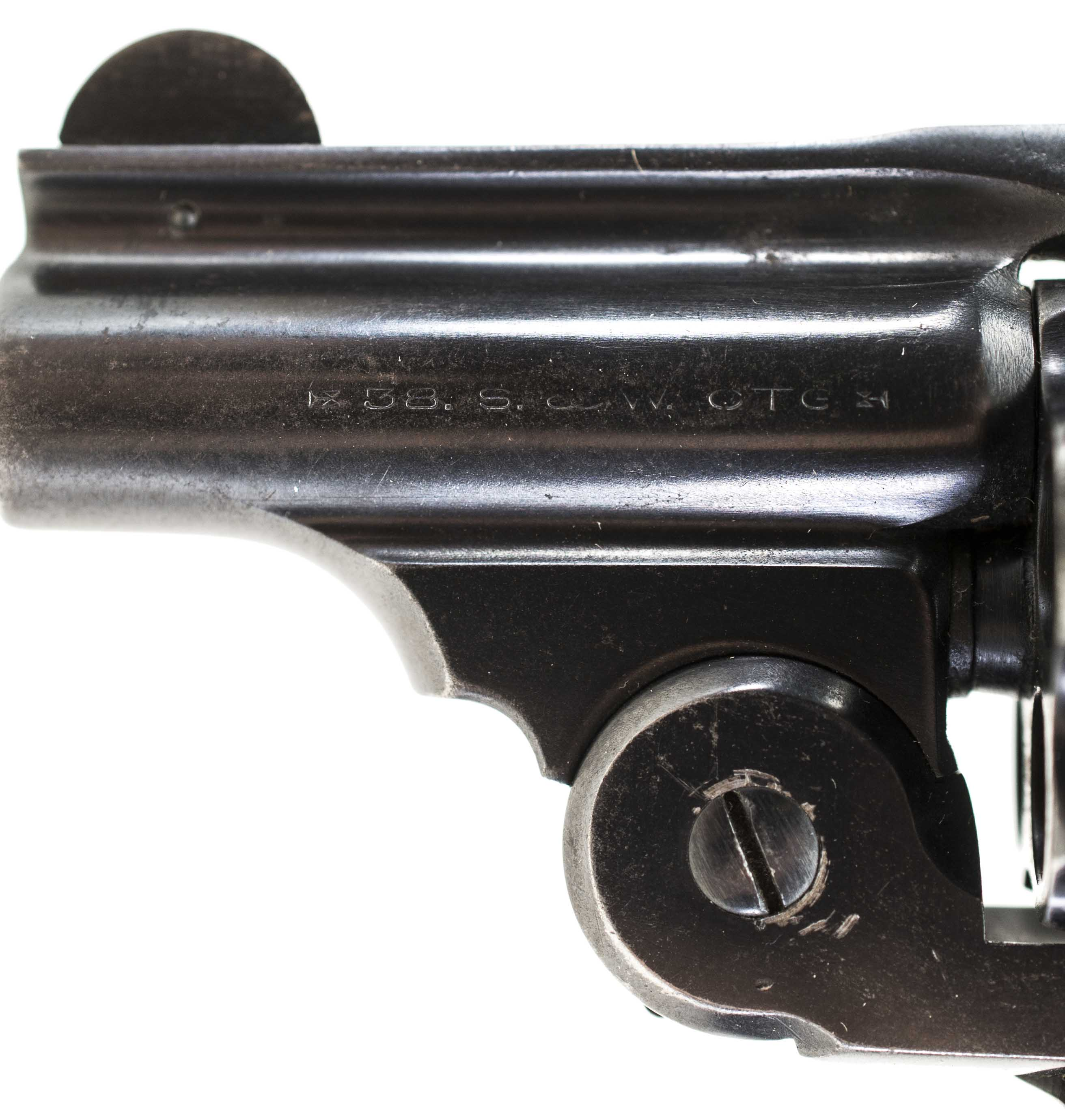 SMITH & WESSON SAFETY HAMMERLESS (Auction ID: 5394358, End