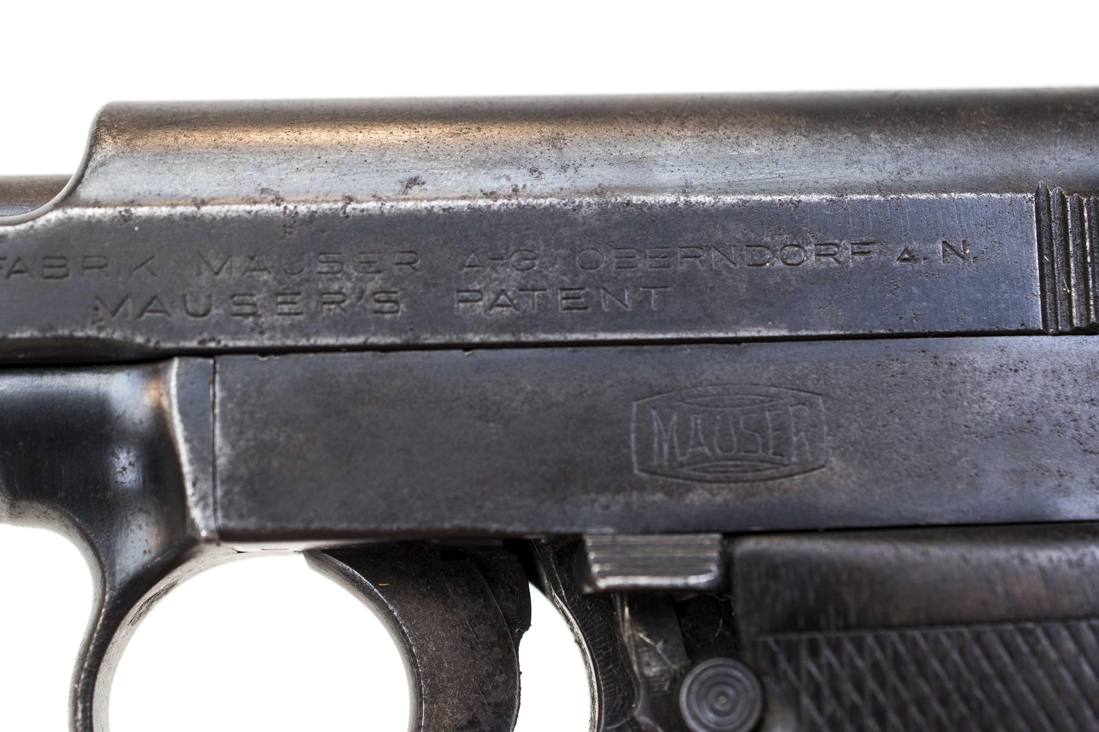 MAUSER POCKET PISTOL MODEL 1914 (Auction ID: 5213294, End