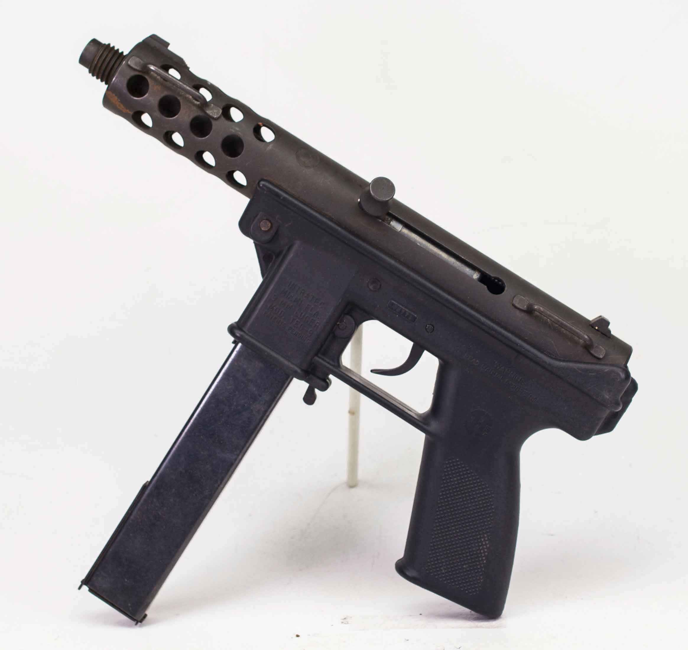 INTRATEC TEC-9 (Auction ID: 10970214, End Time : Mar  23