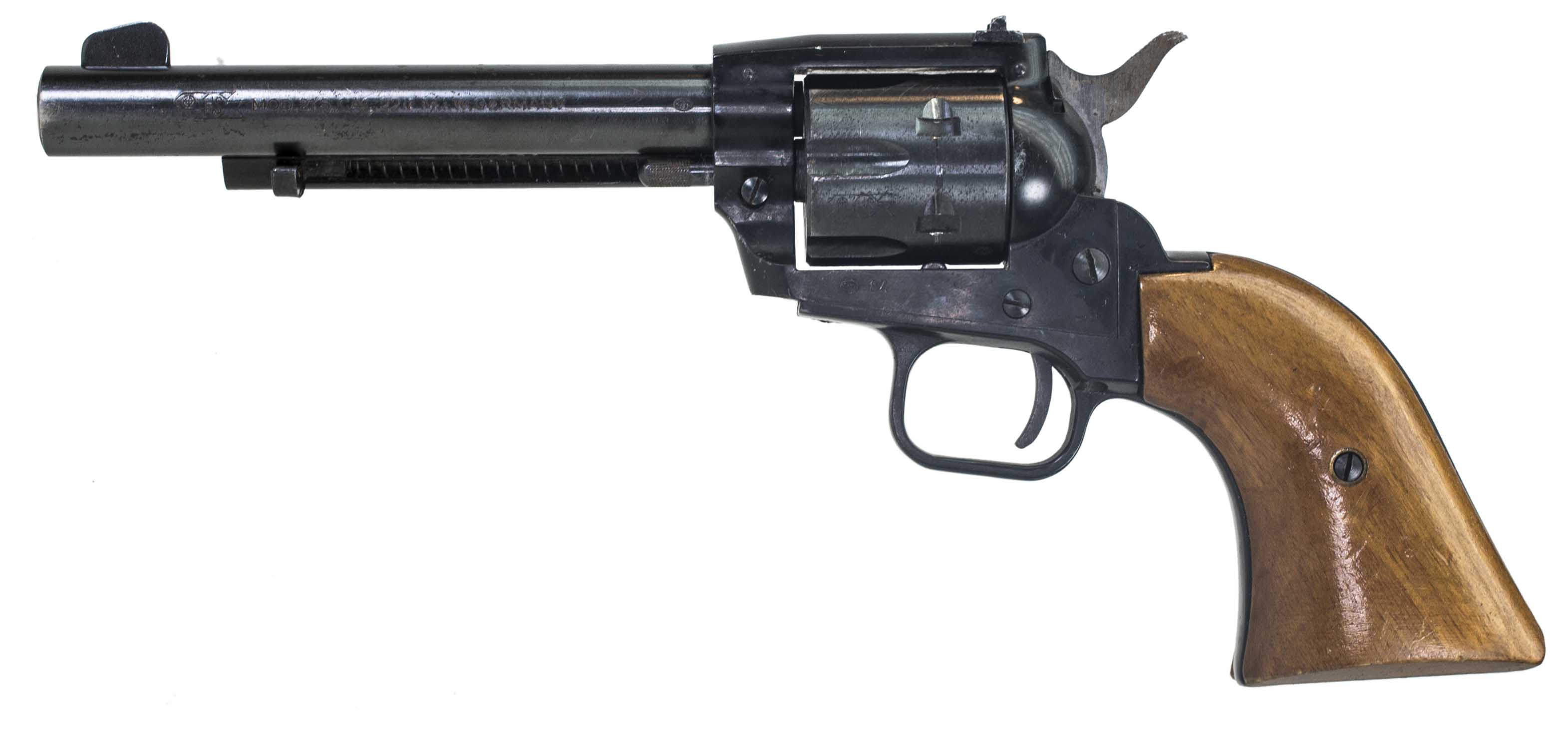 HERBERT SCHMIDT 21S REVOLVER 22LR (Auction ID: 5608524, End Time