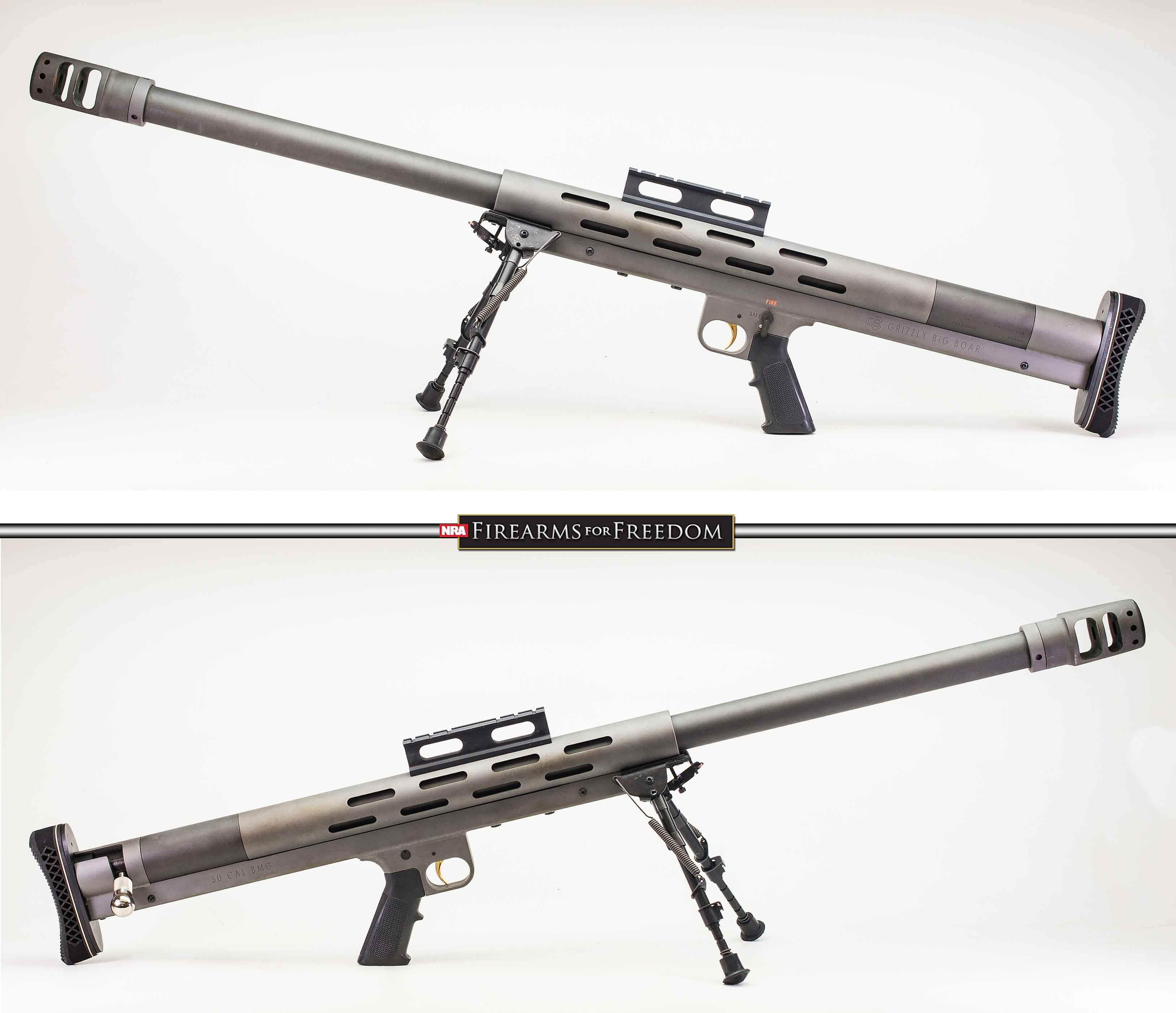 Lar Grizzly Big Boar 50 Bmg Auction Id 12488035 End Time Sep