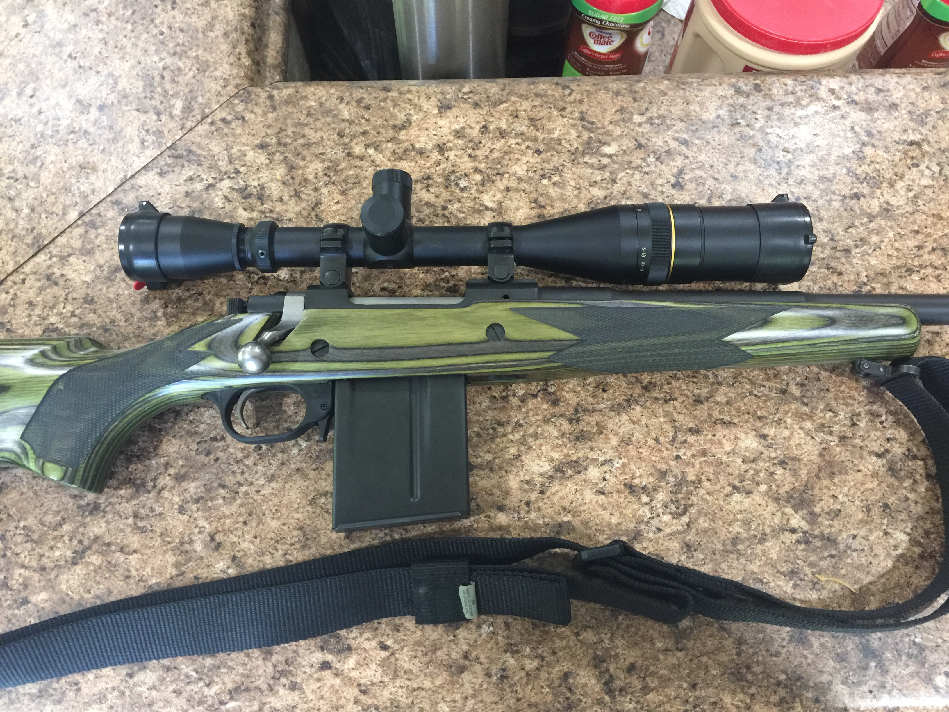 Ruger Gunsite Scout Rifle (Auction ID: 9572733, End Time