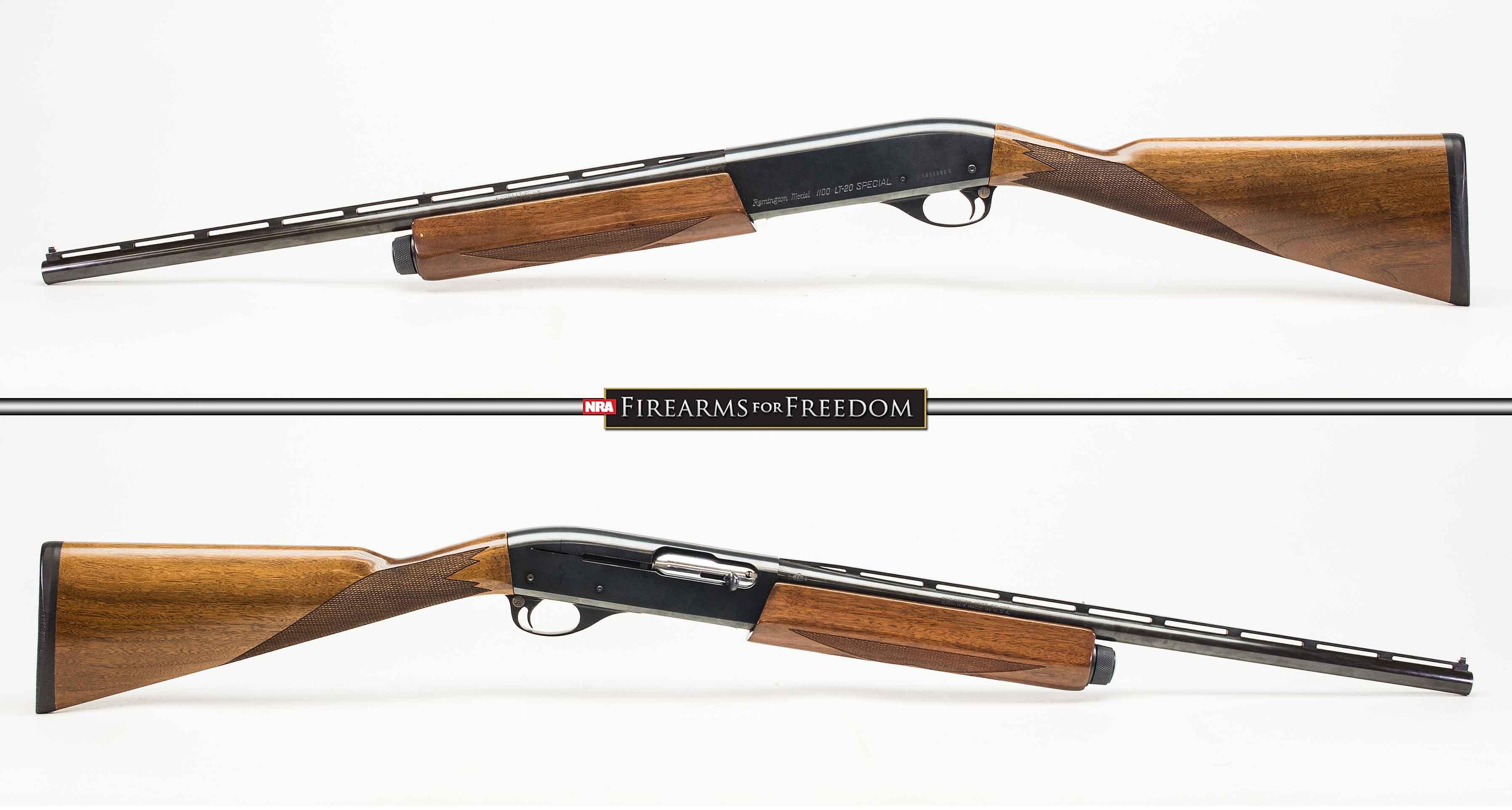 REMINGTON MODEL 1100 LT-20 [20GA] (Auction ID: 12884283, End