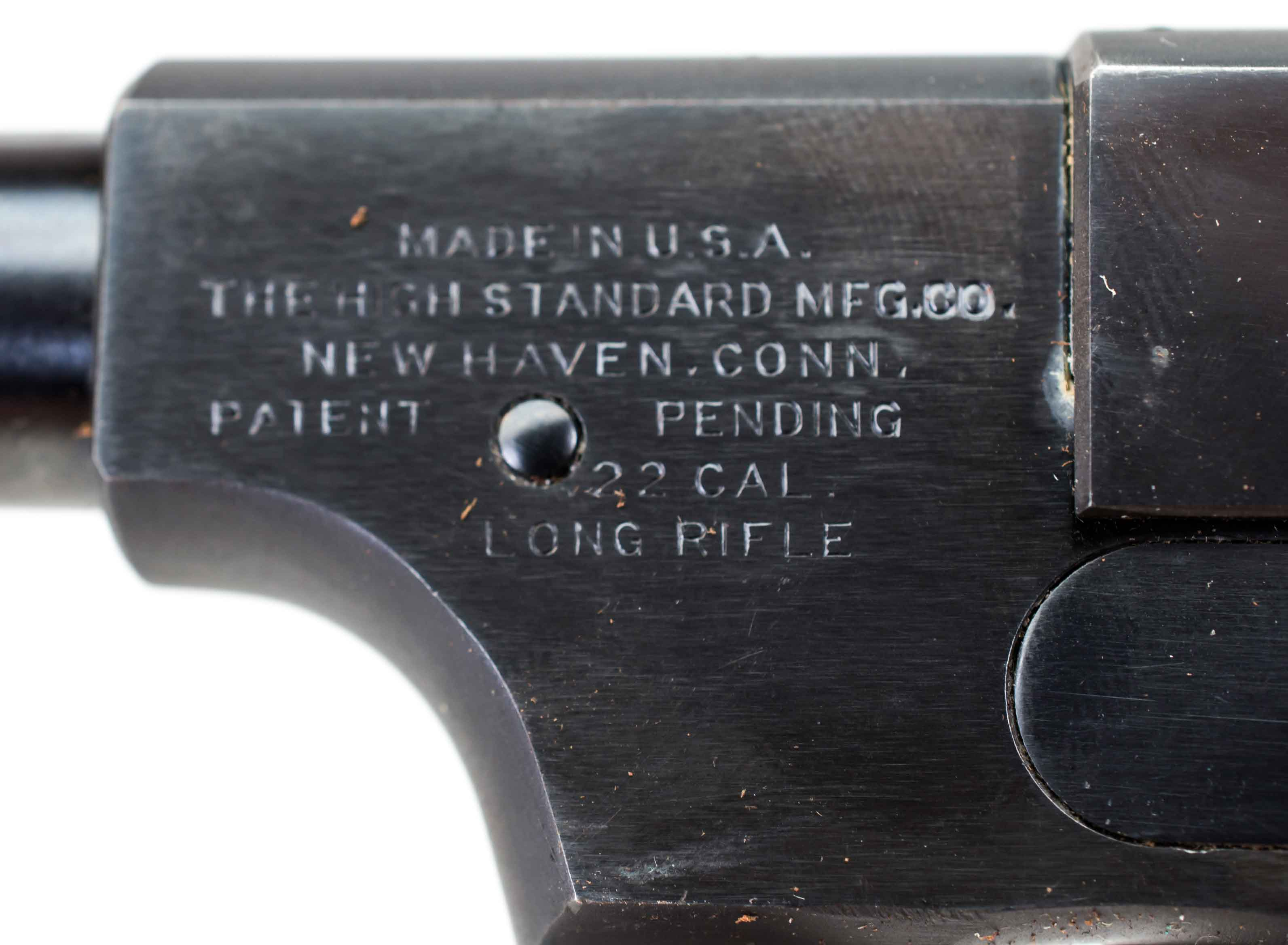 HIGH STANDARD HB 22LR (Auction ID: 5200853, End Time : Sep
