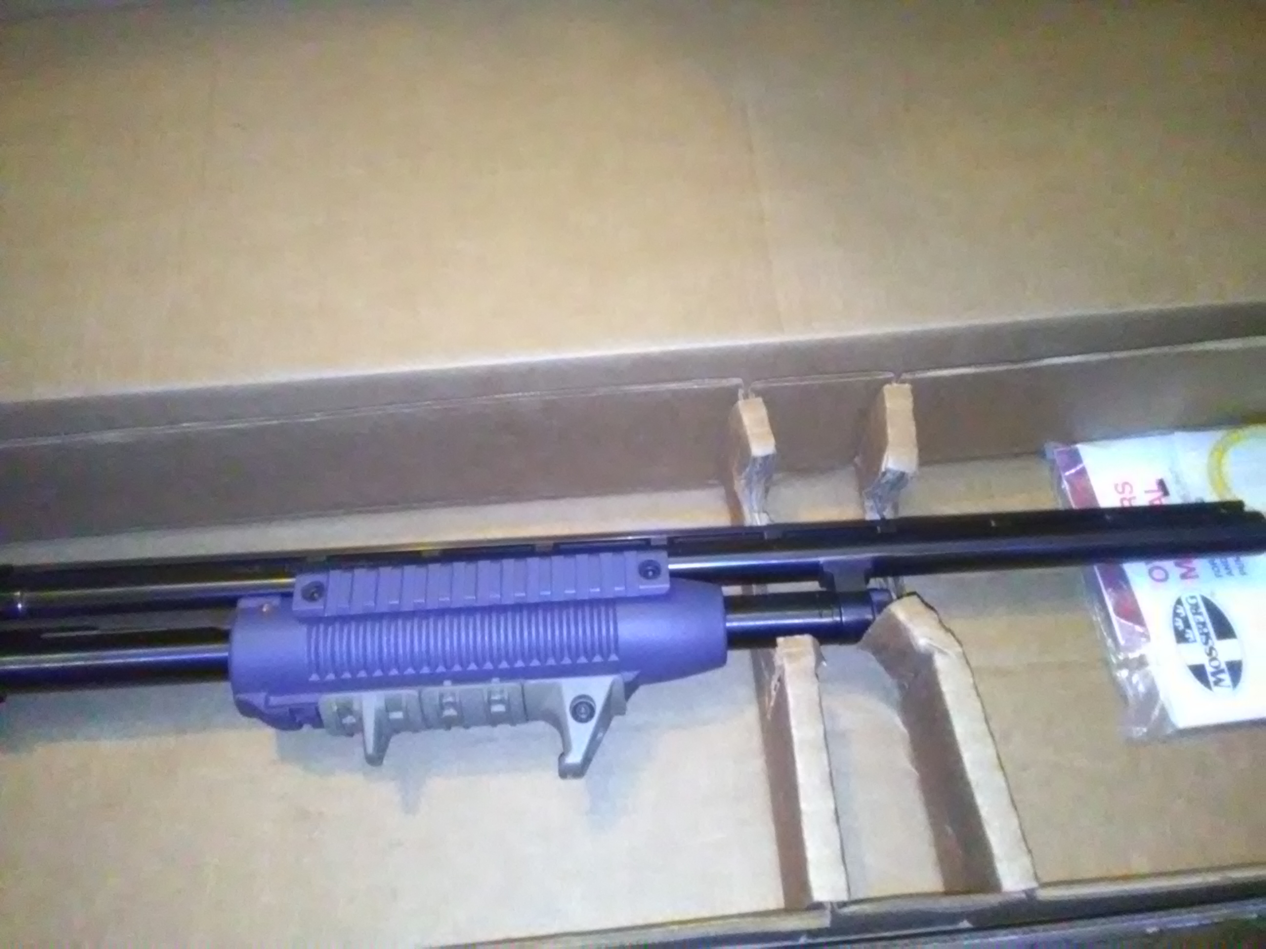 Mossberg 500 20 Gauge Field and Tactical 3