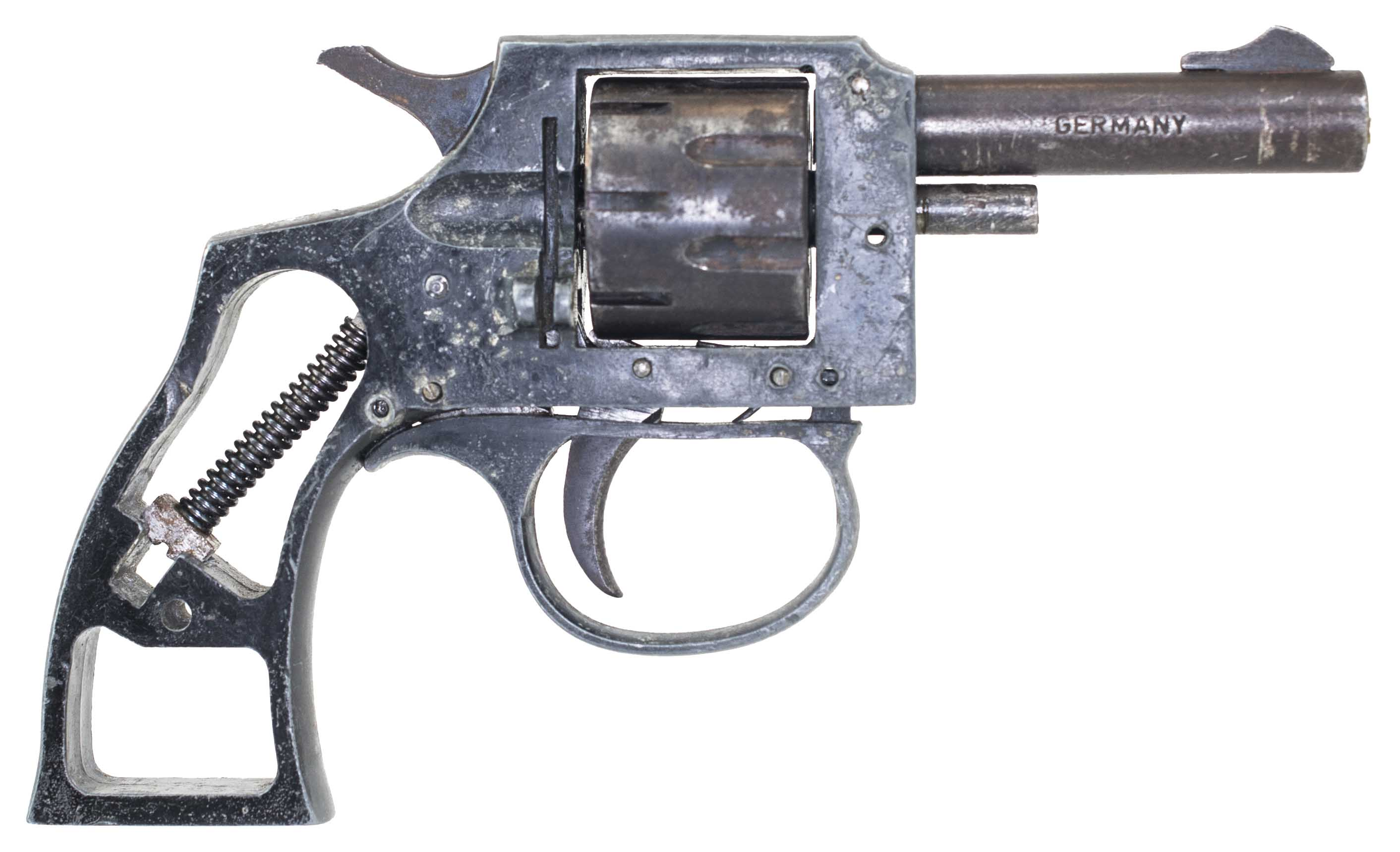 HERBERT SCHMIDT REVOLVER 22LR (Auction ID: 6254084, End Time : Dec