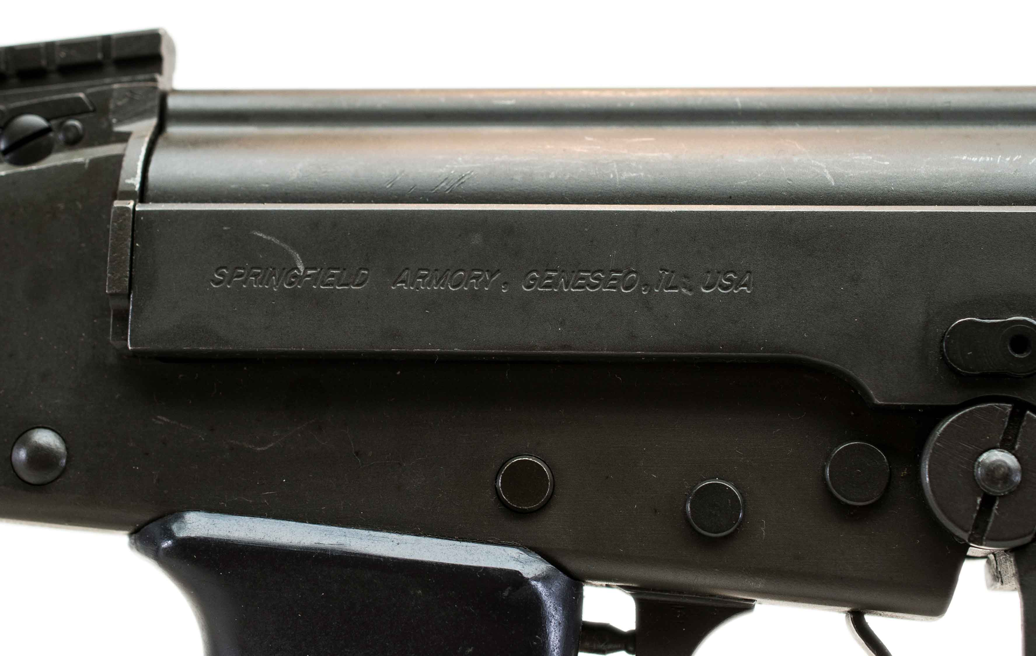 SPRINGFIELD SAR-48 7 62MM (Auction ID: 5188536, End Time