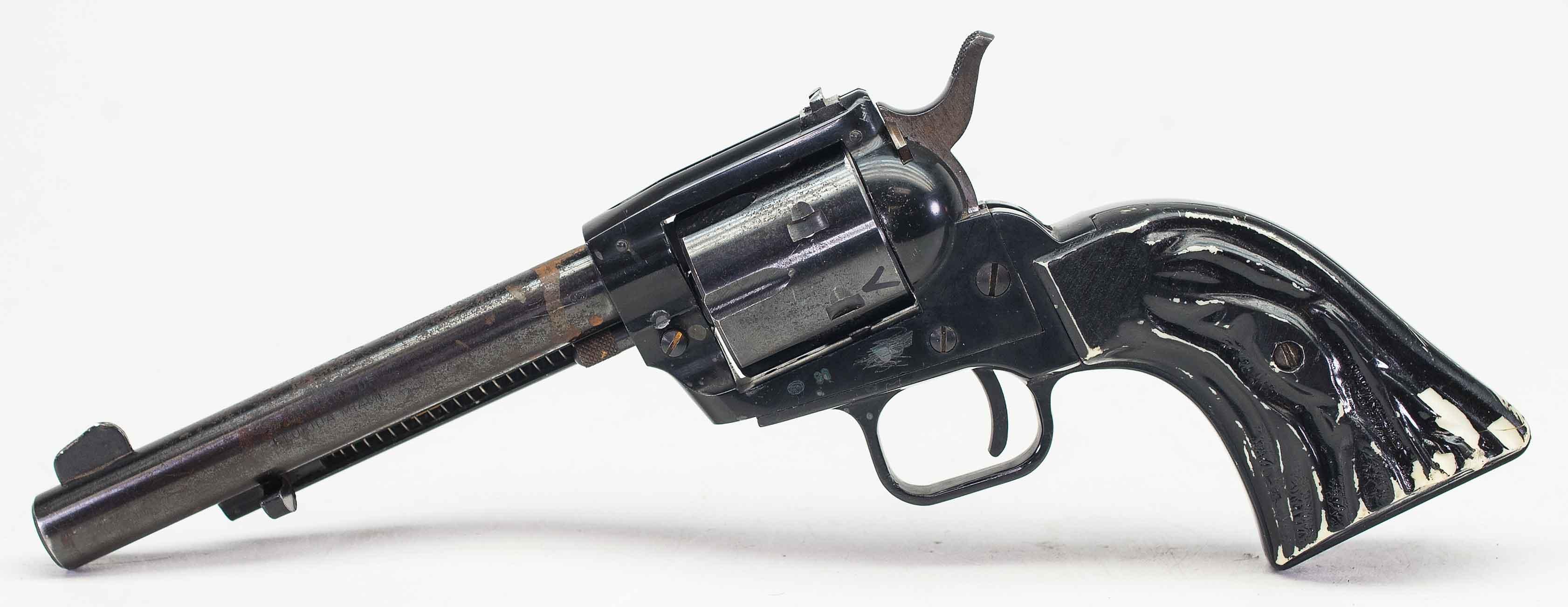 HERBERT SCHMIDT SIERRA SIX MODEL 21S REVOLVER (Auction ID: 10574854