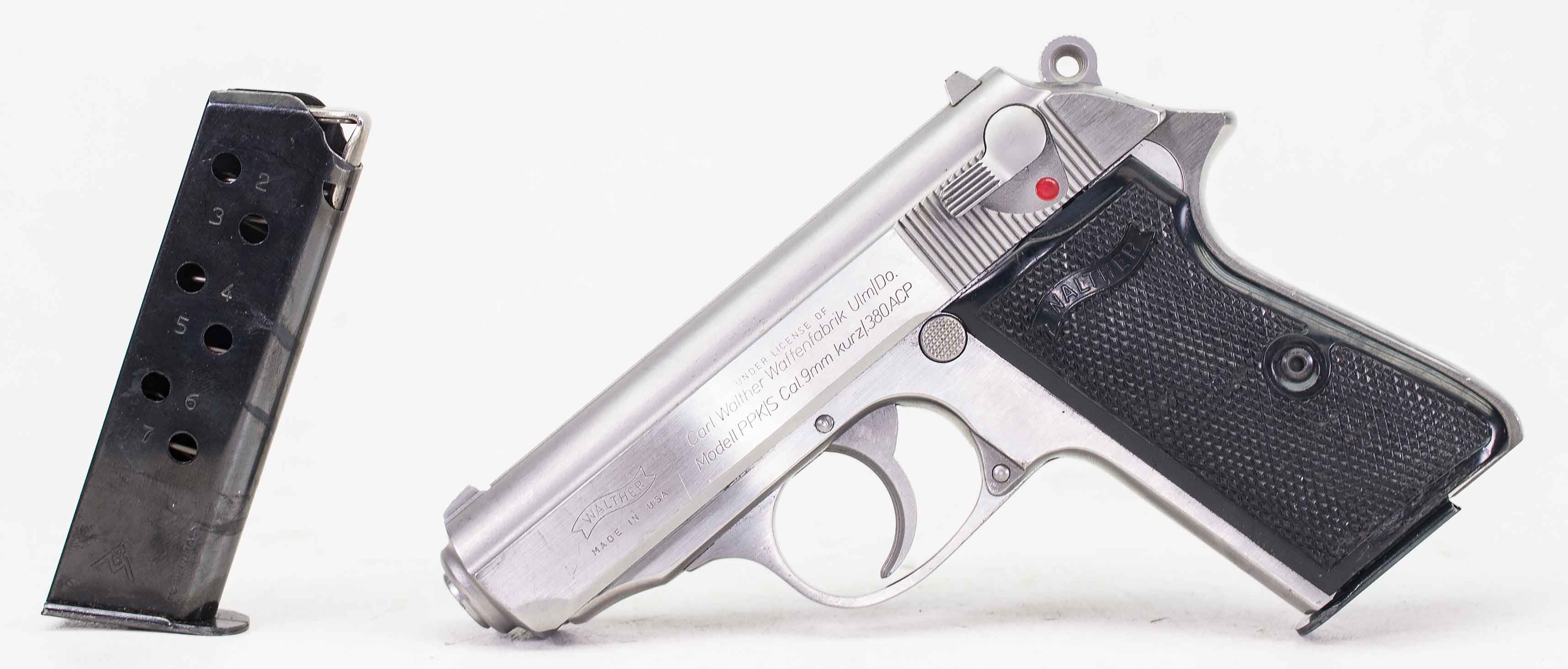 WALTHER PPK/S (Auction ID: 10594680, End Time : Feb  02