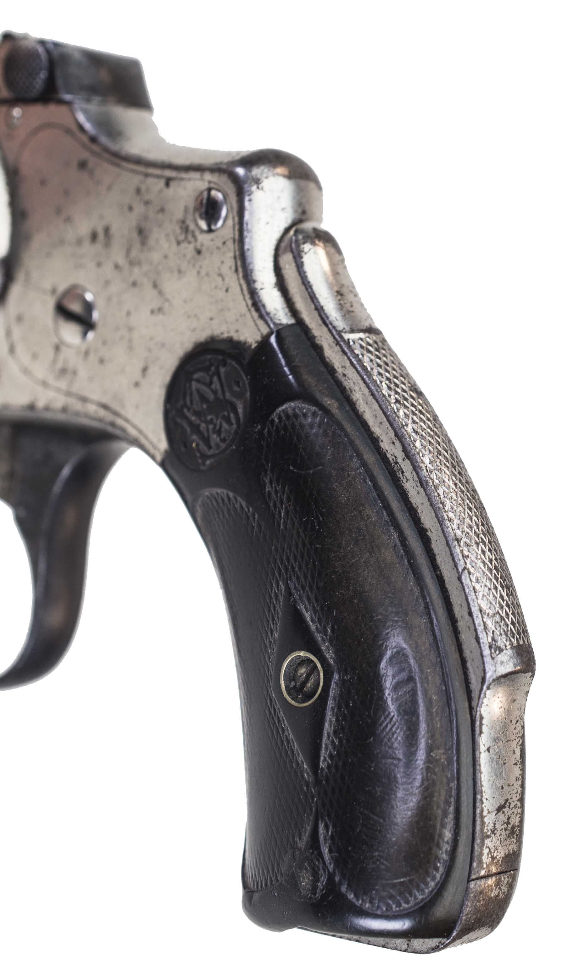 SMITH & WESSON SAFETY HAMMERLESS (Auction ID: 6023165, End
