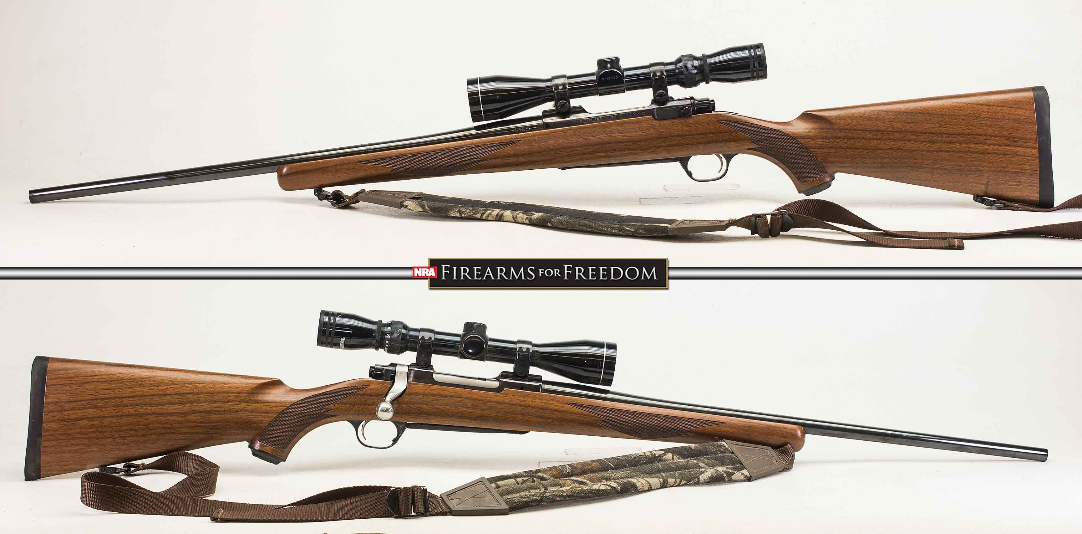 RUGER M77 MARK II – 243 WIN (Auction ID: 12471931, End Time : Sep