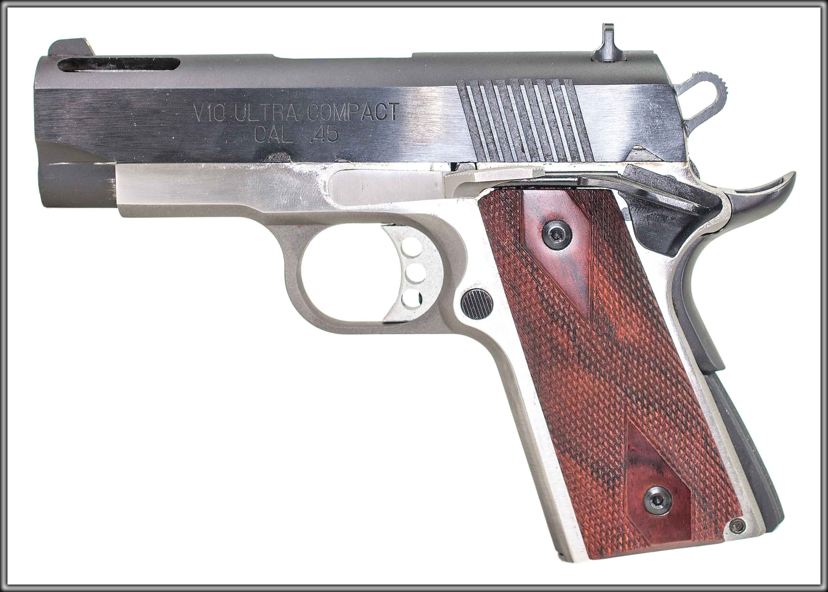 SPRINGFIELD V10 ULTRA COMPACT [45 ACP] (Auction ID: 14651166, End