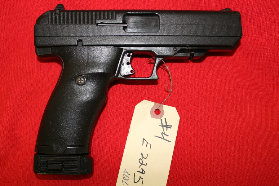Very Good + used condition 40sw Hi-Point JCP full size