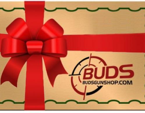 $100 Buds Gift Card Credits