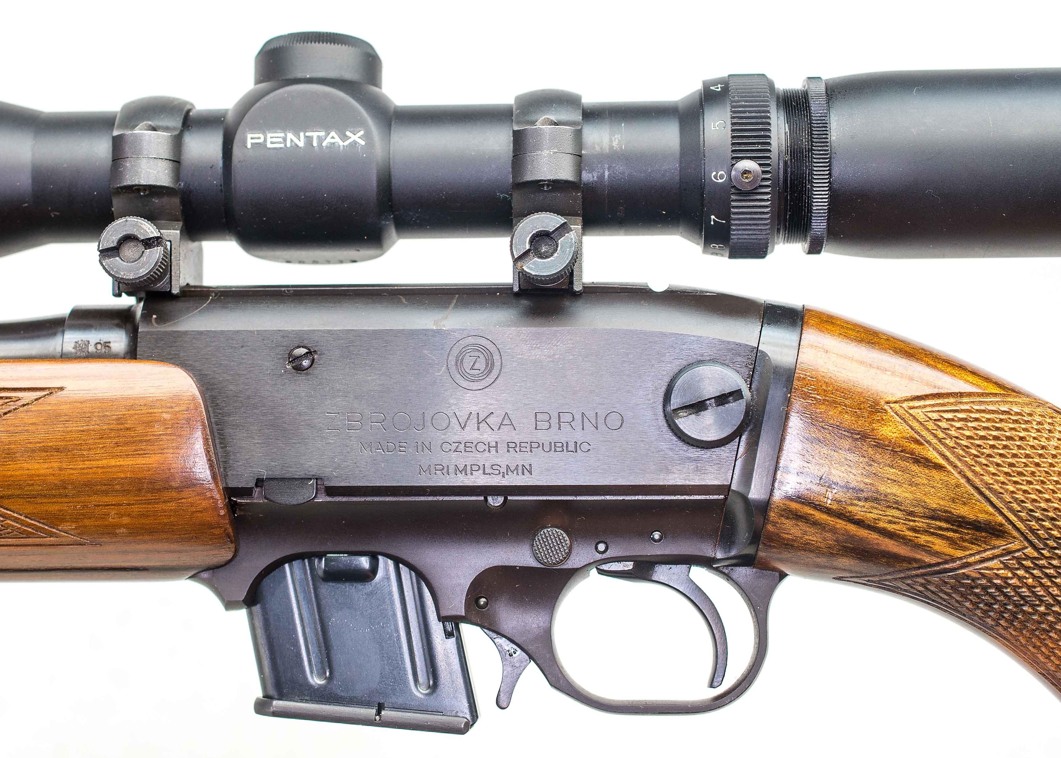 CZ BRNO MODEL ZKM-611 (Auction ID: 10021835, End Time : Dec