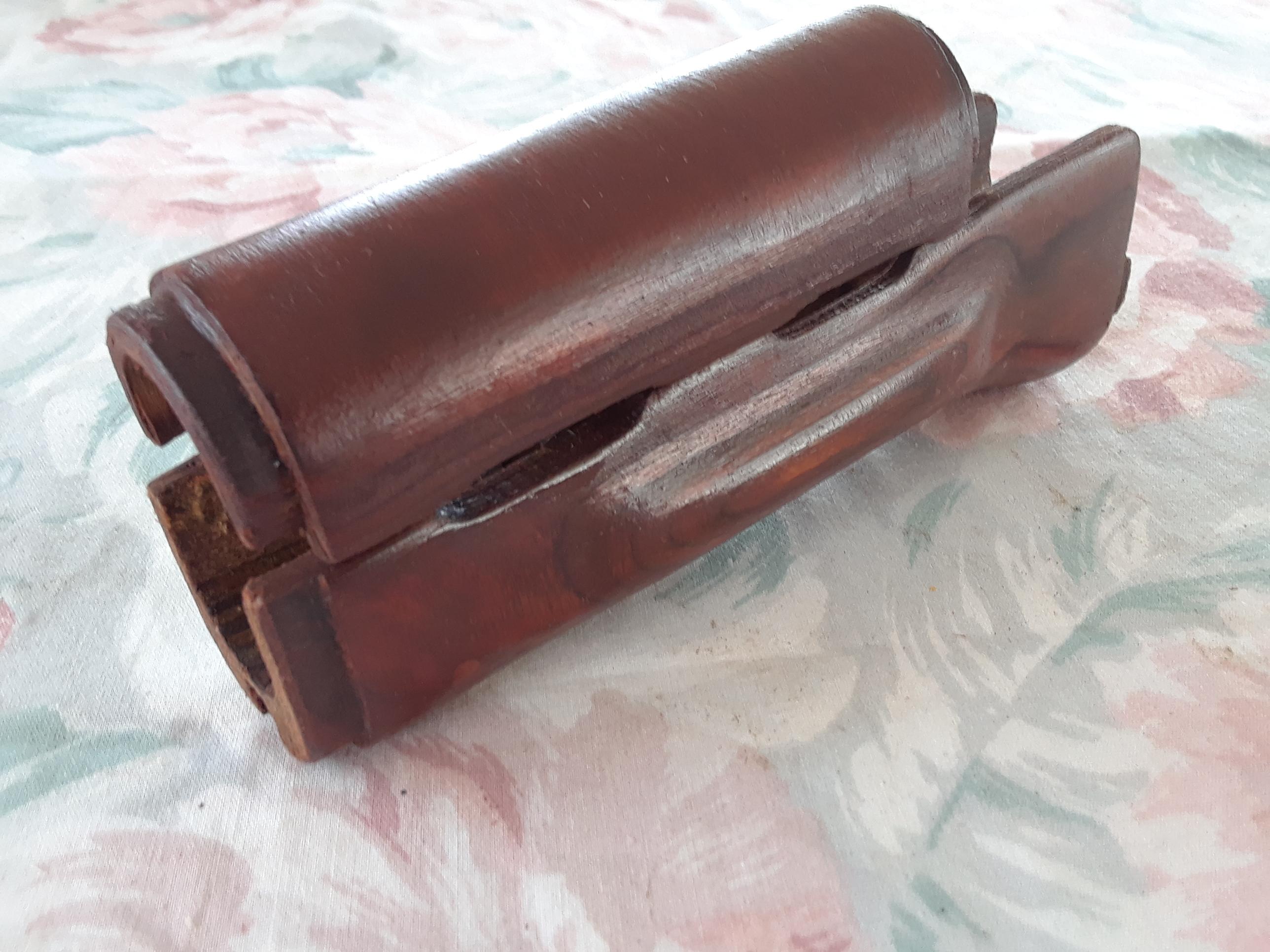 Genuine Russian AK-47 AKM Laminated Wooden Hand-Guard PALM