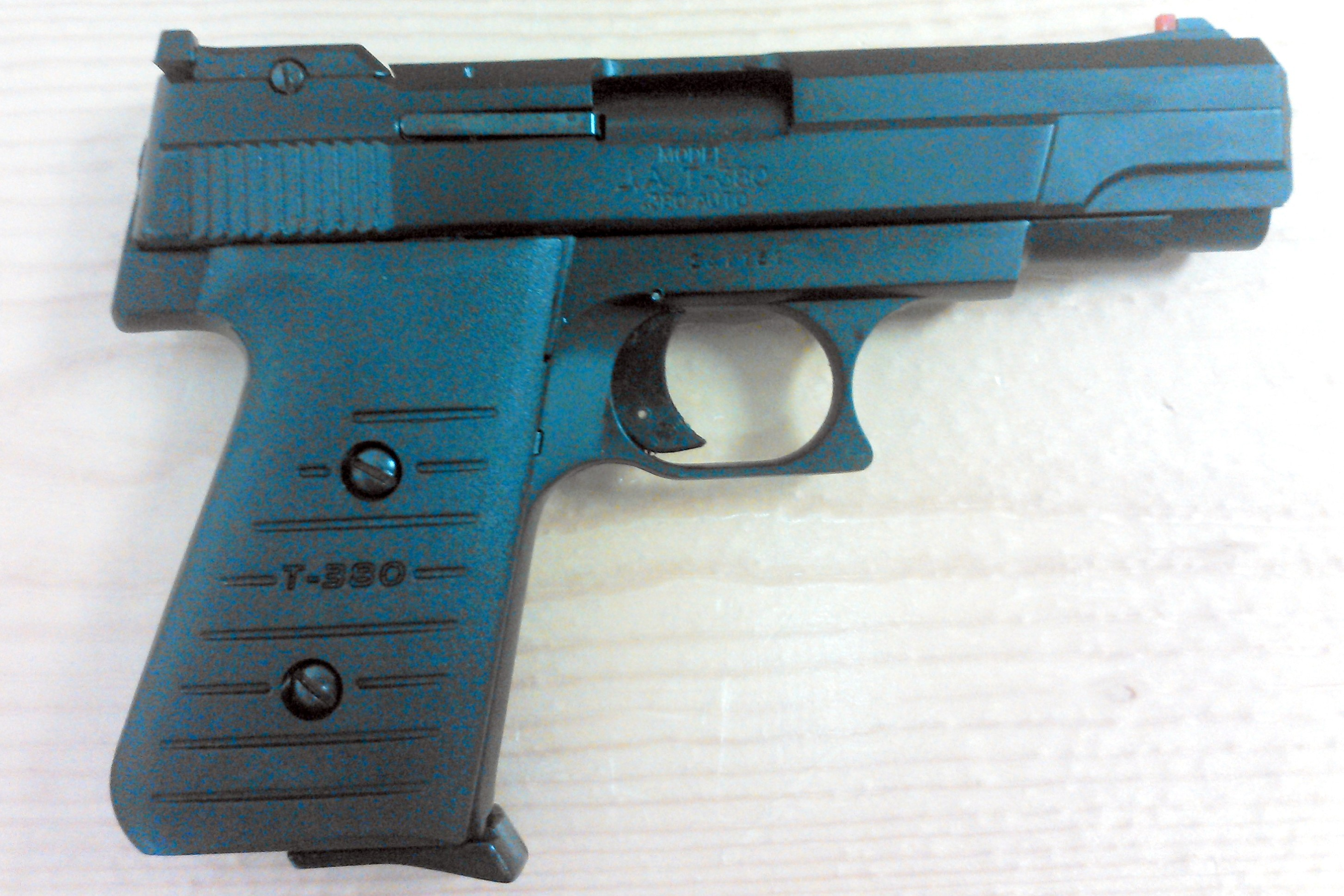 Brand New All Black Jimenez Arms Target-380 Semi Auto Pistol