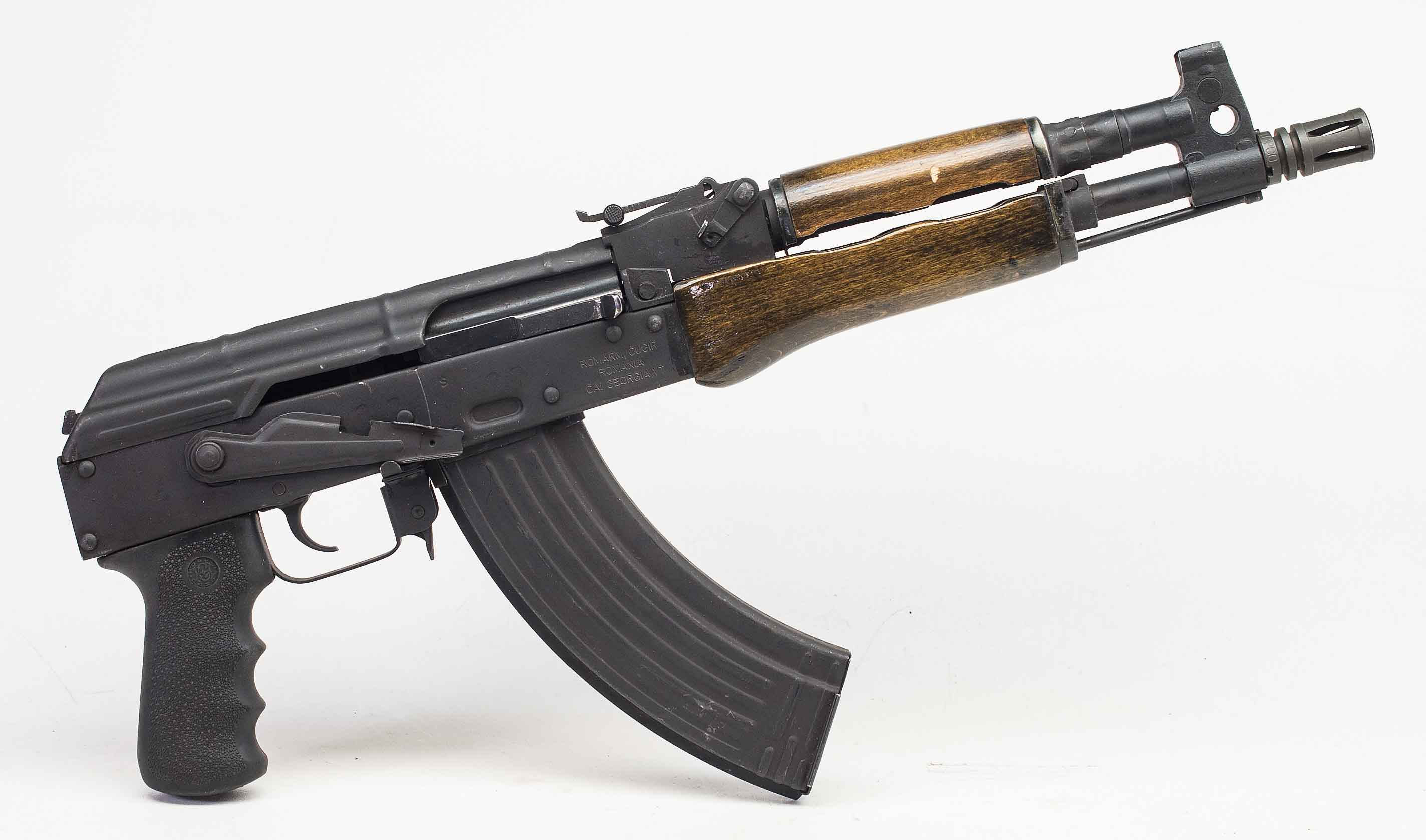 ROMARM DRACO AK47 PISTOL (Auction ID: 10594597, End Time