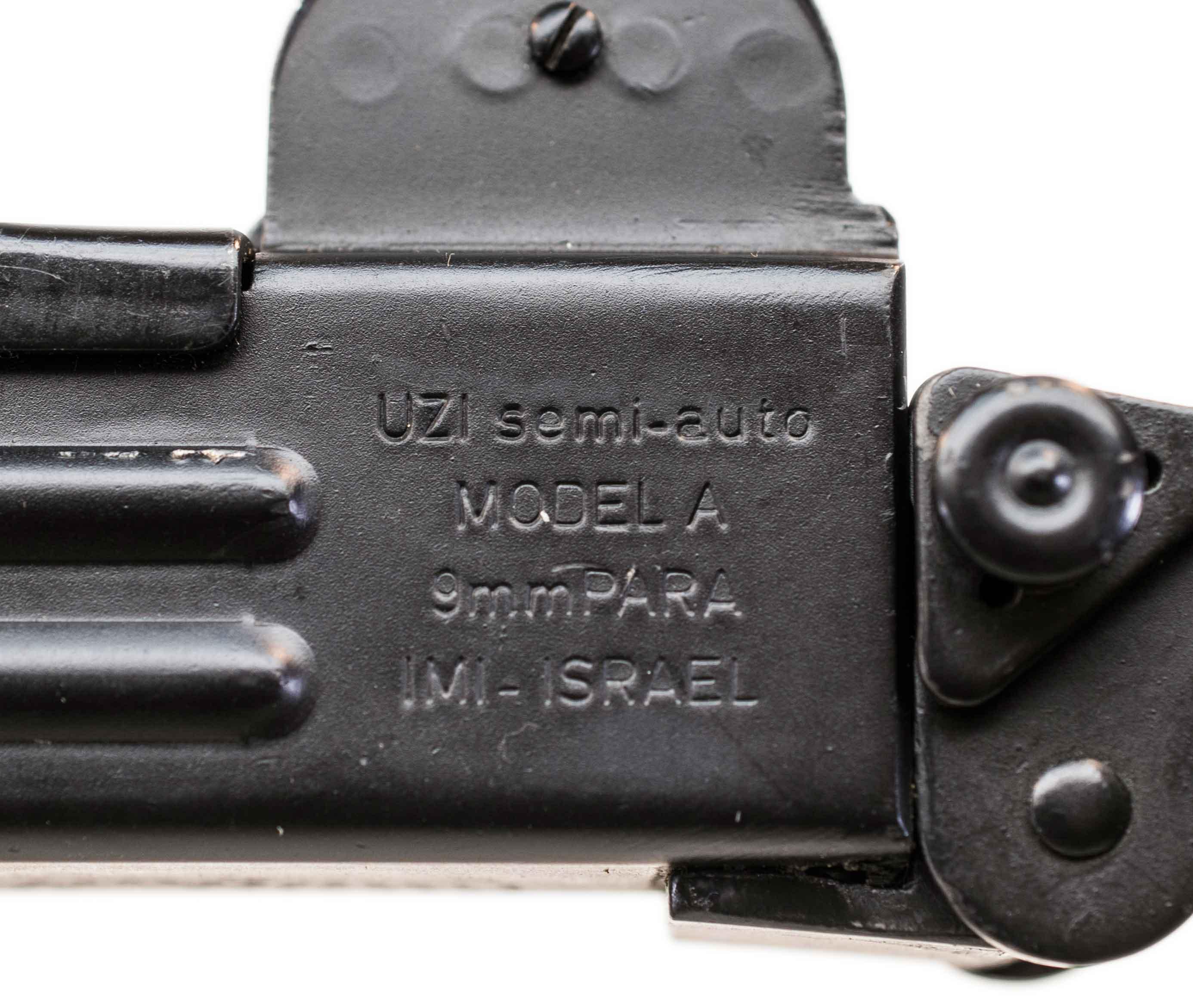 UZI MODEL A 9MM (Auction ID: 5200859, End Time : Sep  17