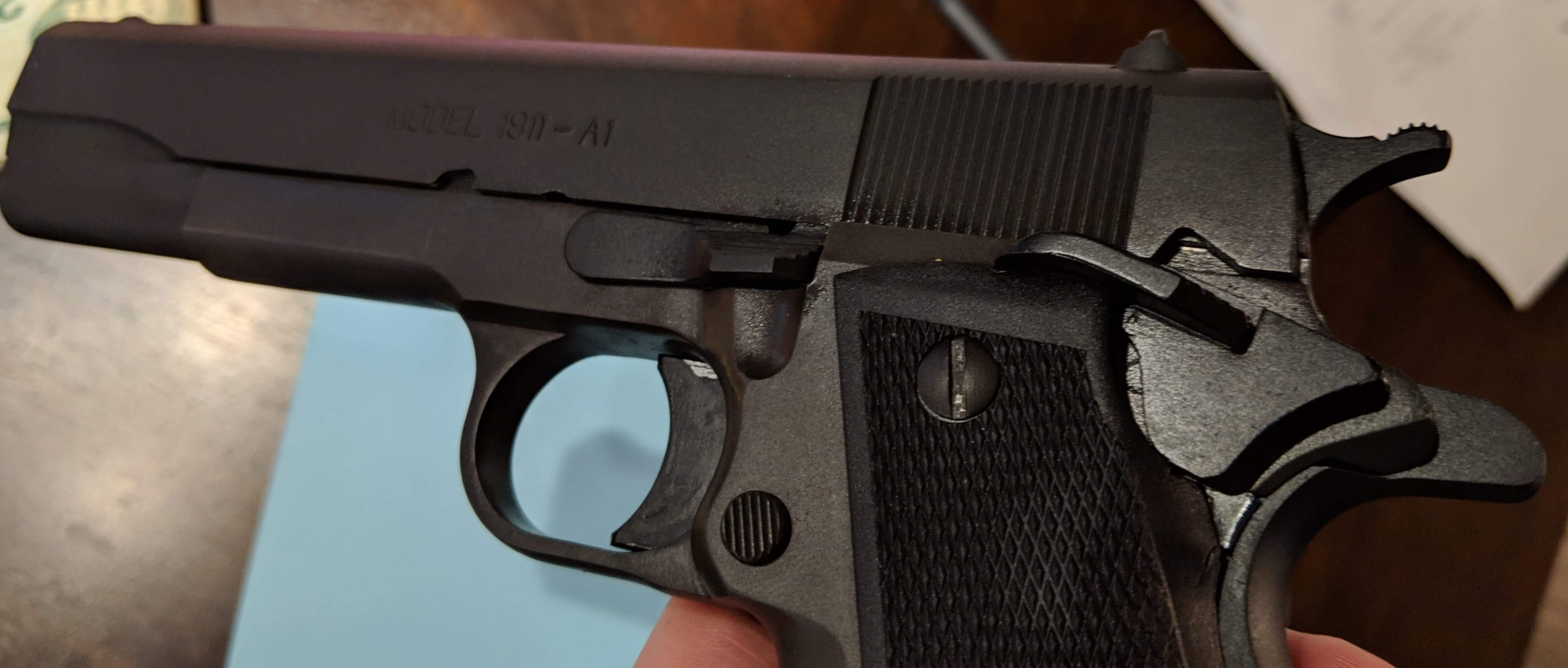 Springfield 1911 Double Stack