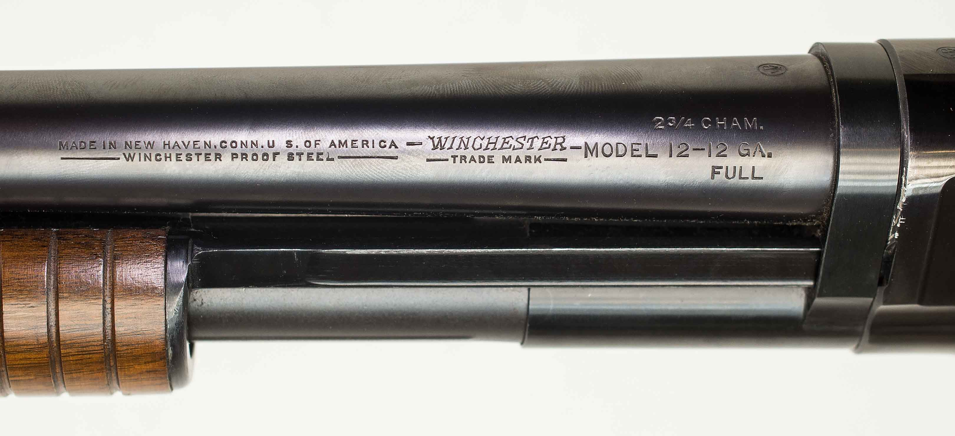WINCHESTER MODEL 1912 [12GA] (Auction ID: 12884274, End Time